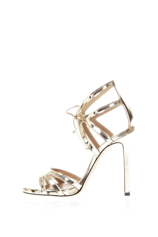 Marc Ellis mirror effect sandals discount cheap online sale great deals t4mRj