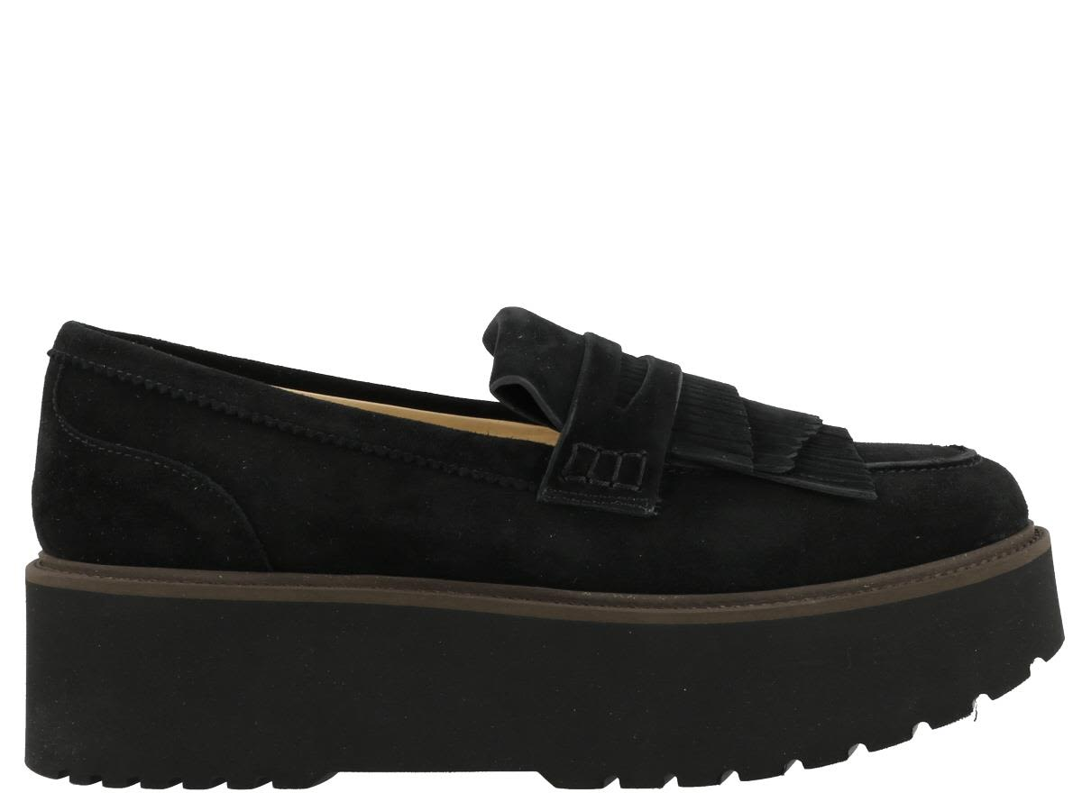 Route H355 Loafers, Black