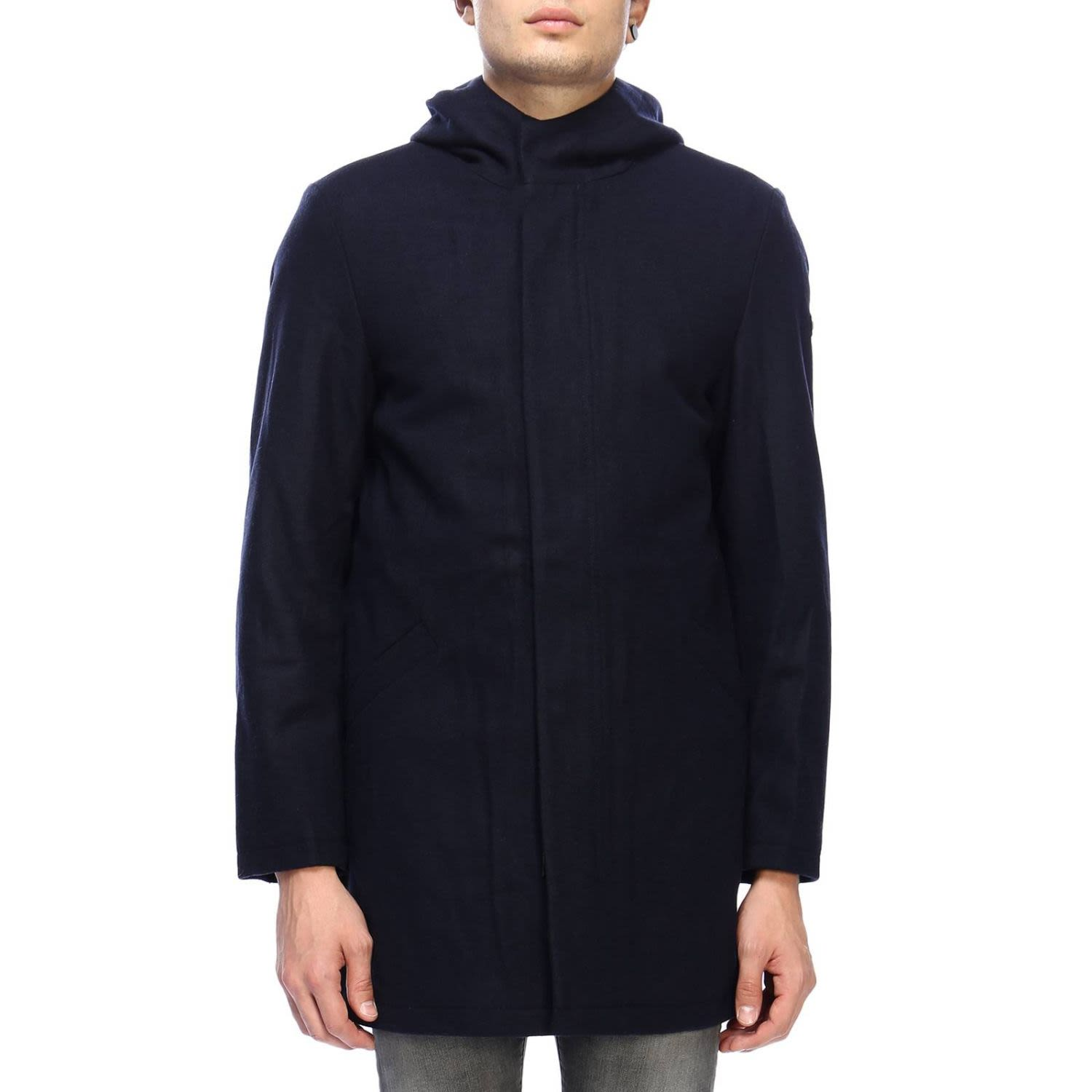 Coat Coat Men Armani Exchange