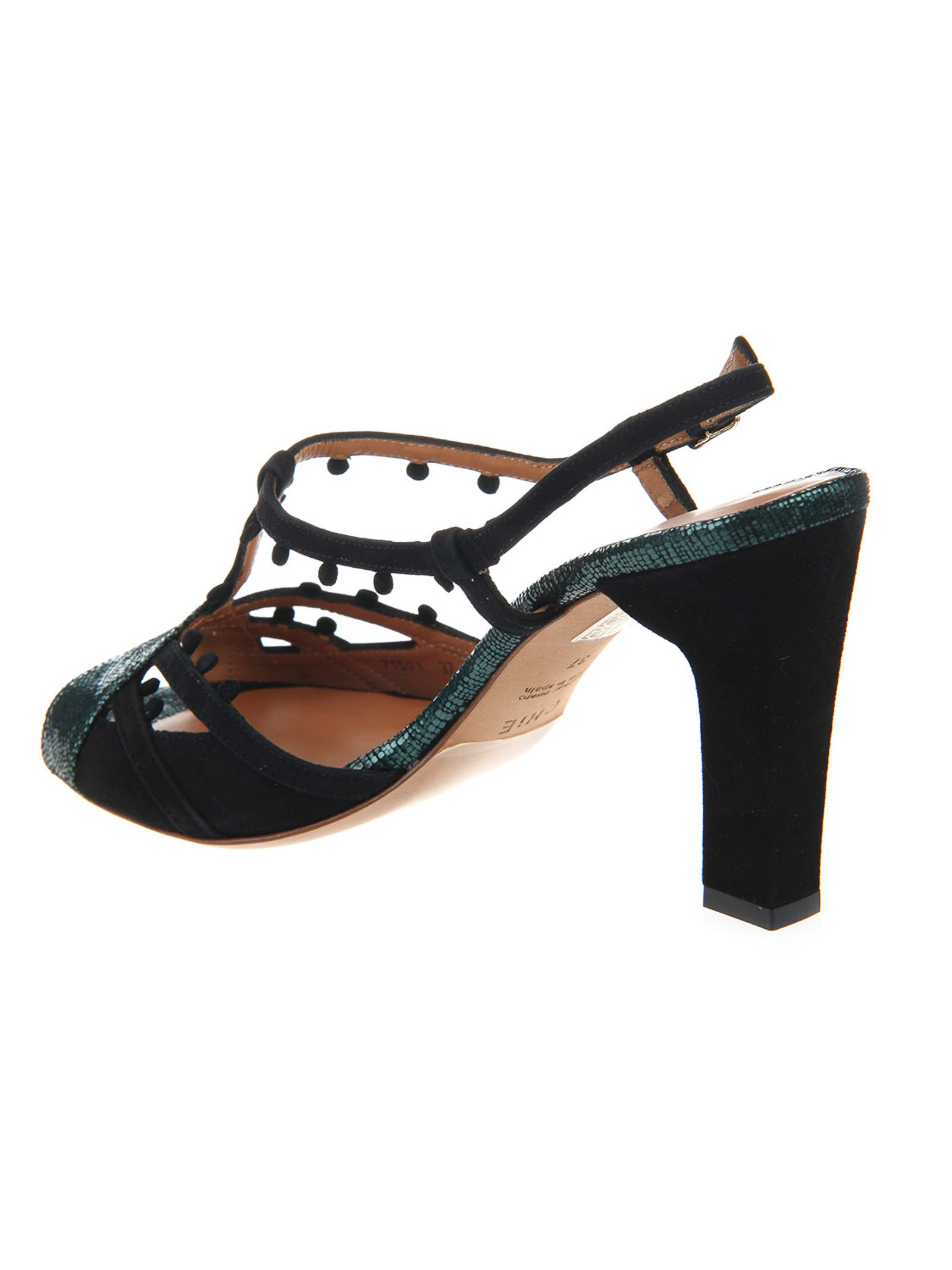 Buy Cheap Pay With Paypal Outlet Discount Authentic Chie Mihara Mihara Metallic Sandals Buy Cheap Footlocker Finishline For Sale Wholesale Price Brand New Unisex For Sale G9CC2wR