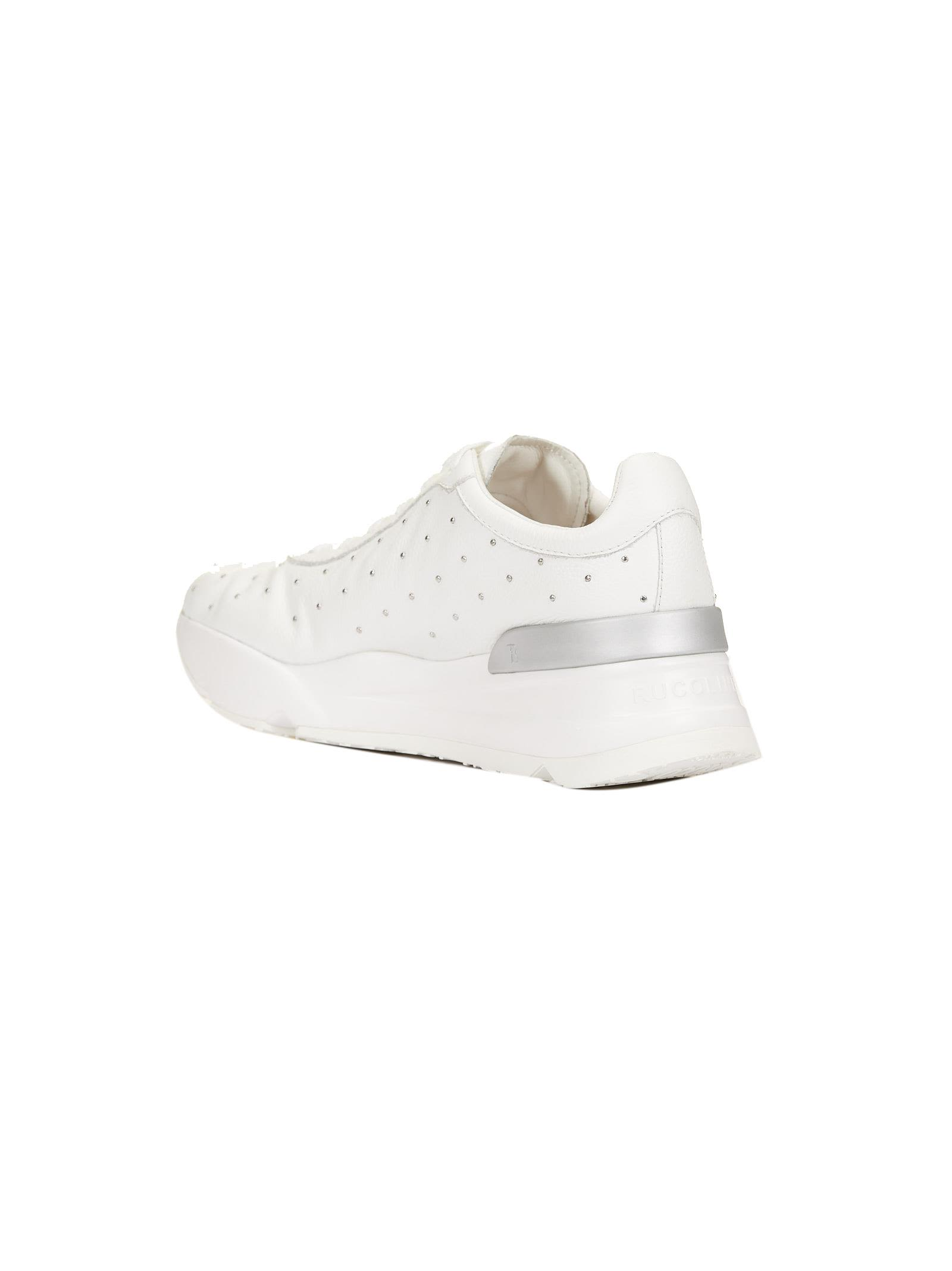 Footaction For Sale Cheap Sale Cost logo platform sneakers - White Ruco Line Purchase Many Kinds Of Sale Online Free Shipping Shop Offer 36oXnFYIP