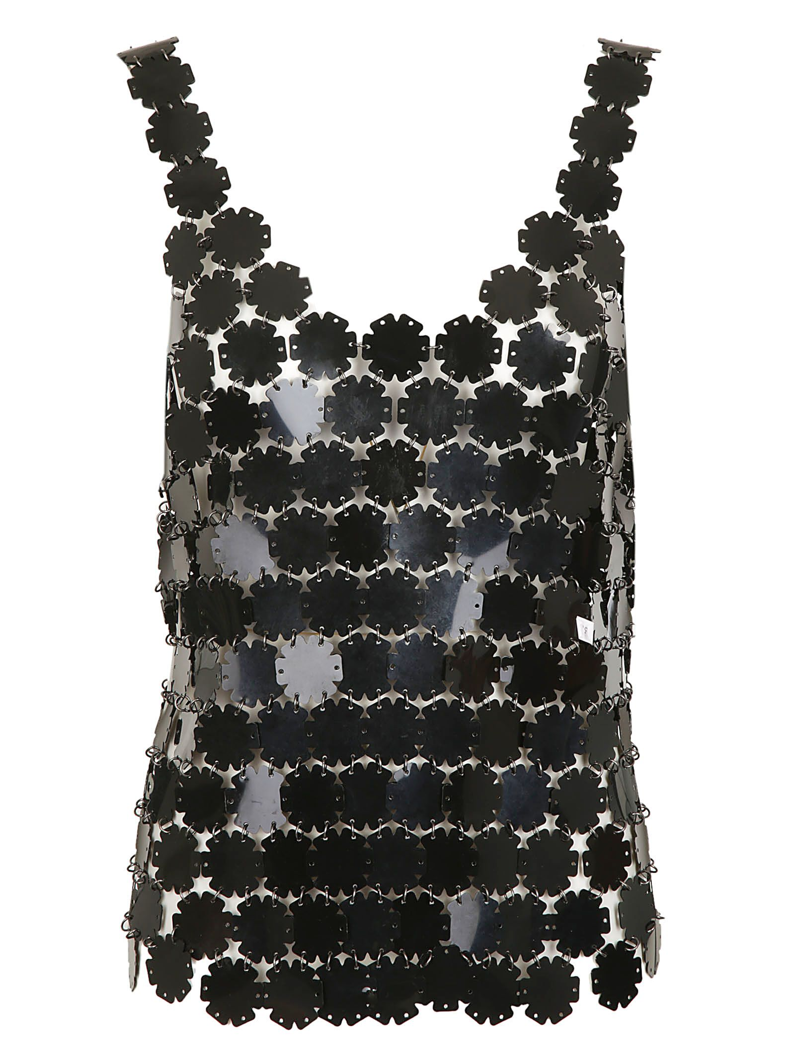 Paco Rabanne Sequined Top