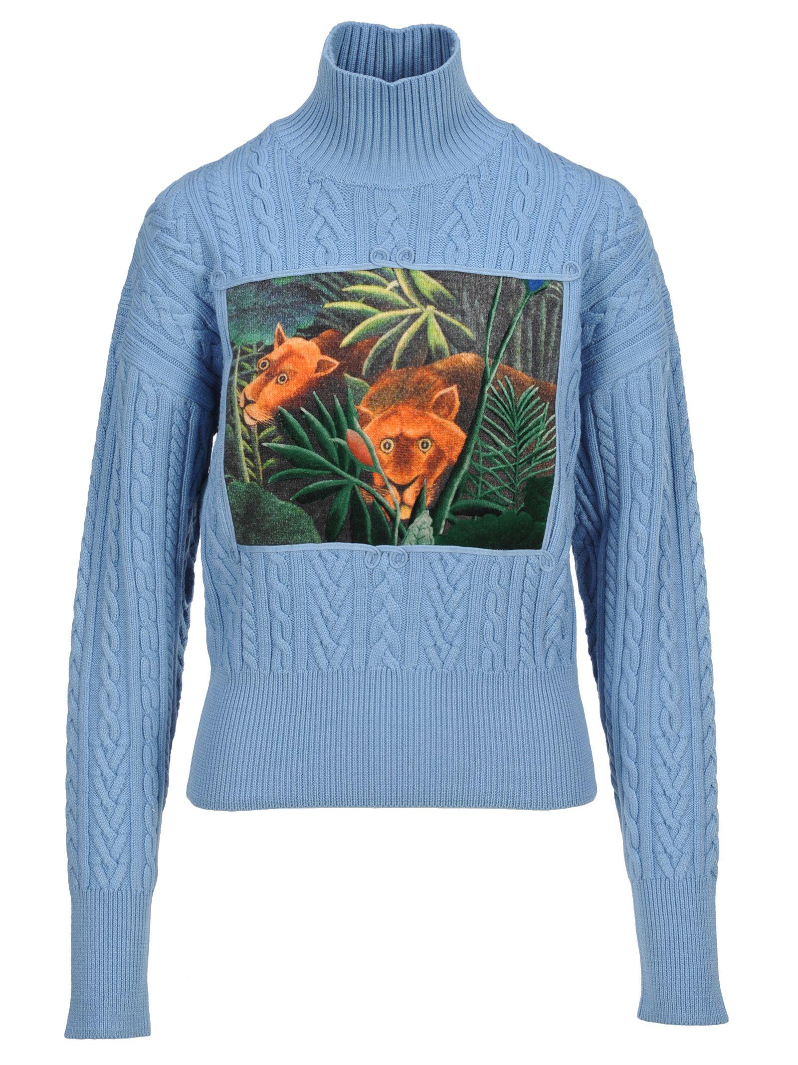 Kenzo The Memento High Collar Sweater