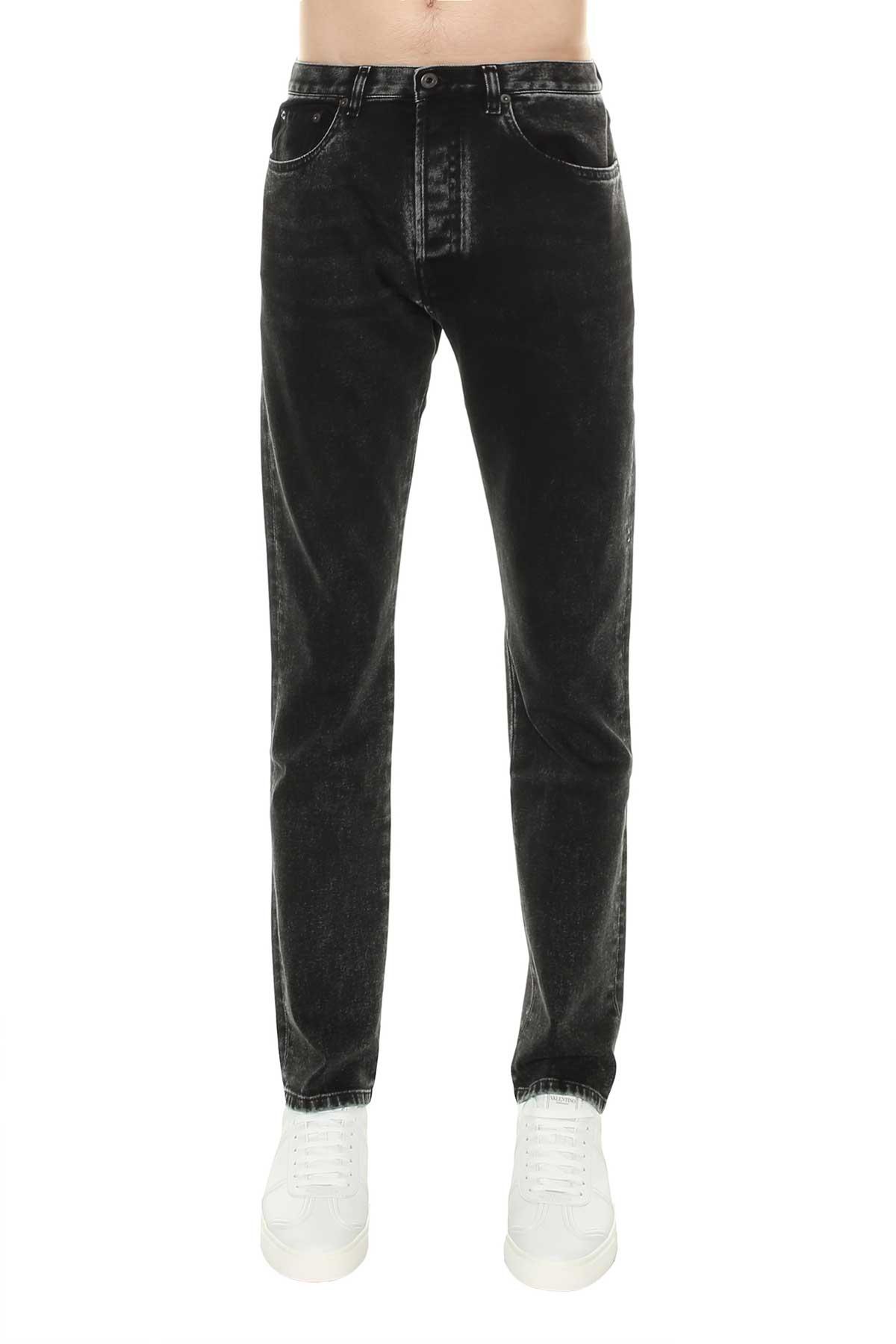 Valentino Valentino Slim Jeans 10496271