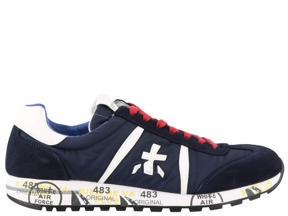 PREMIATA Lucy Sneakers in Blue
