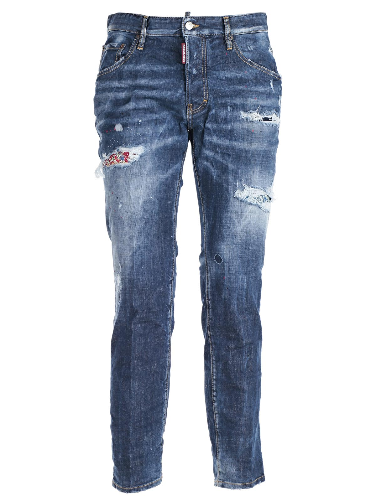 DSQUARED2 JEANS RUN DAN