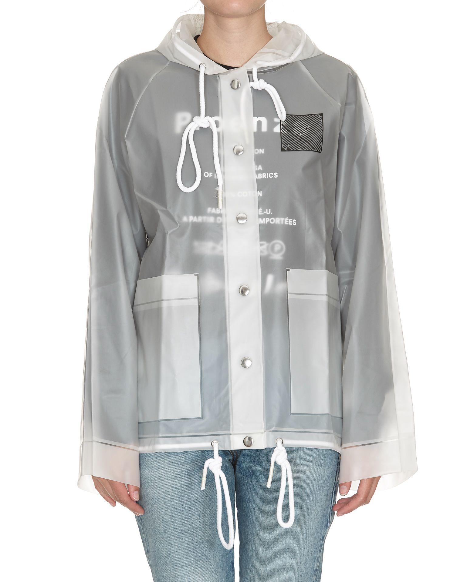 proenza schouler -  Short Raincoat