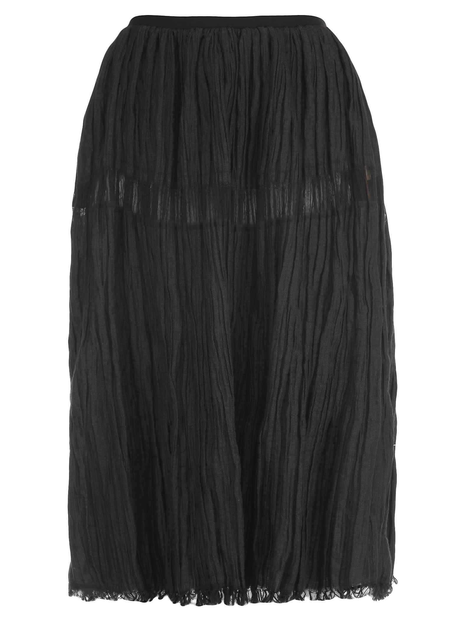 Uma Wang Cotton Skirt