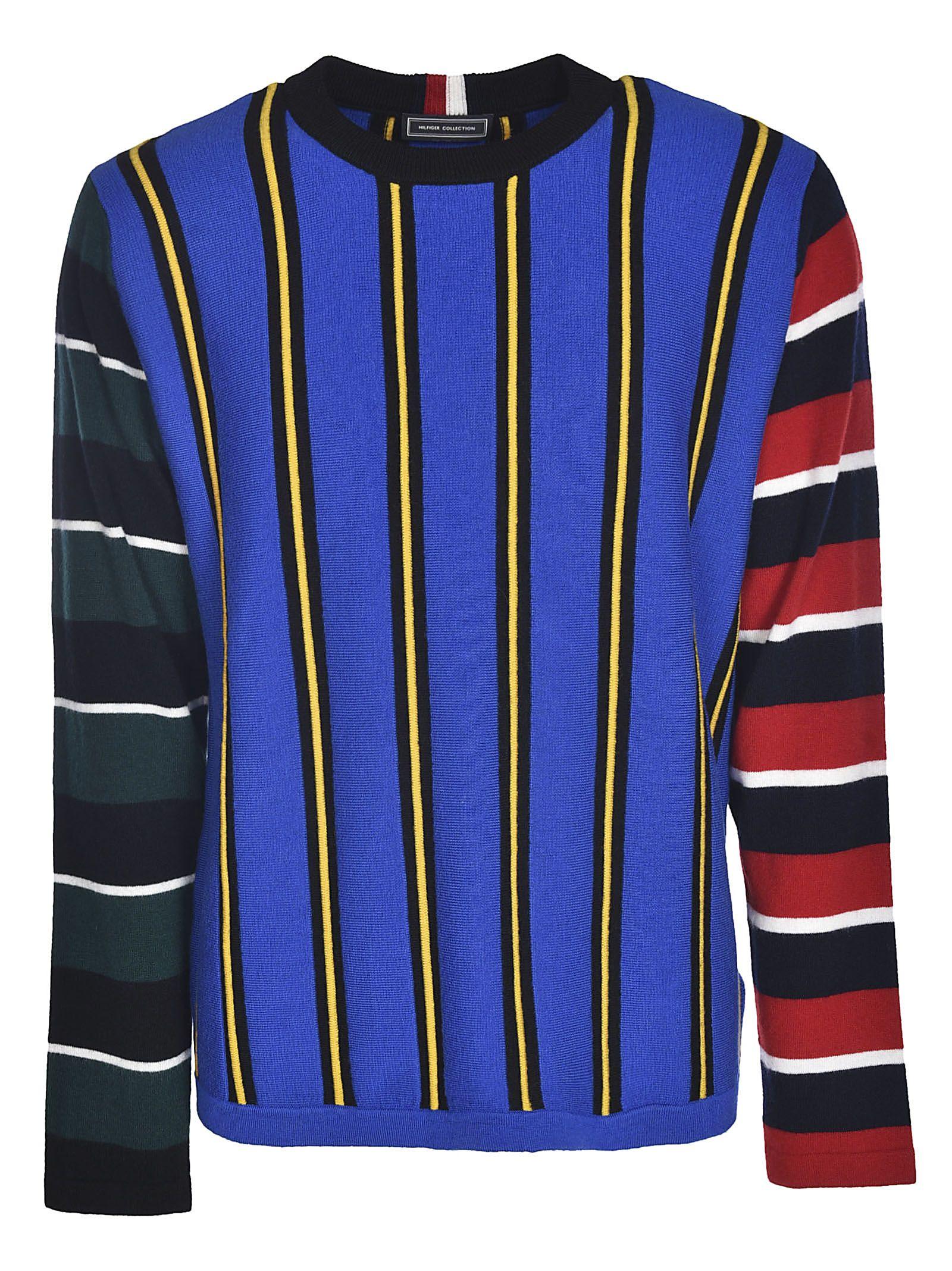 Tommy Hilfiger Striped Sweatshirt
