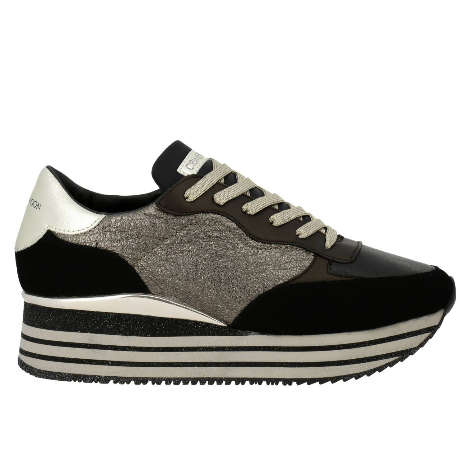 CRIME LONDON Crime London Sneakers Shoes Women Crime London in Grey