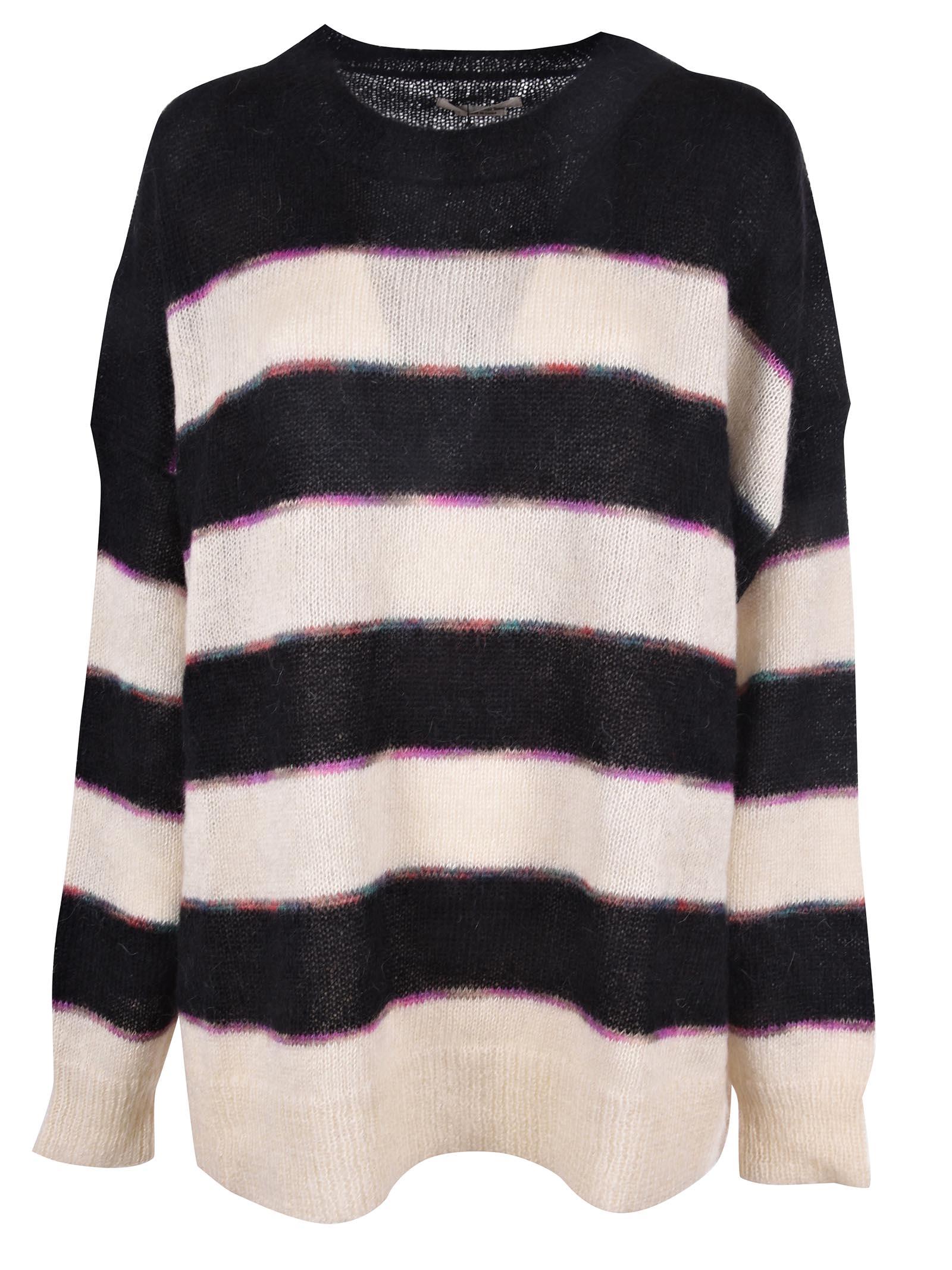 Isabel Etoile Marant Reece Striped Jumper