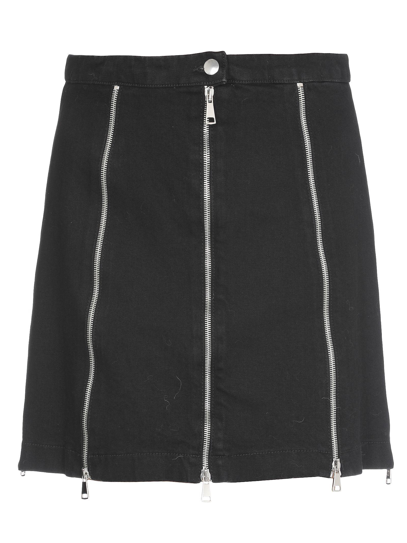McQ Alexander McQueen Jeans Skirt