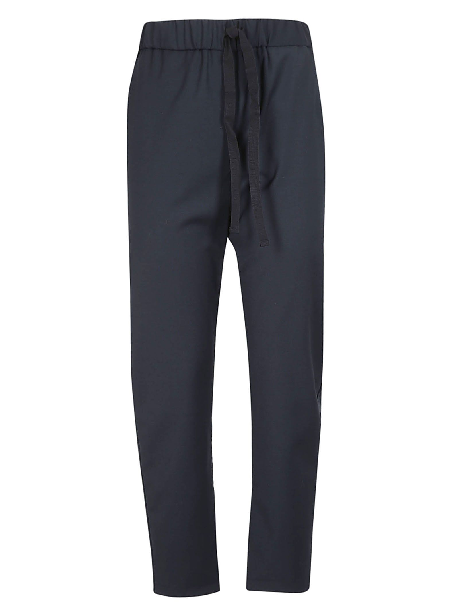 Semicouture Cropped Trousers