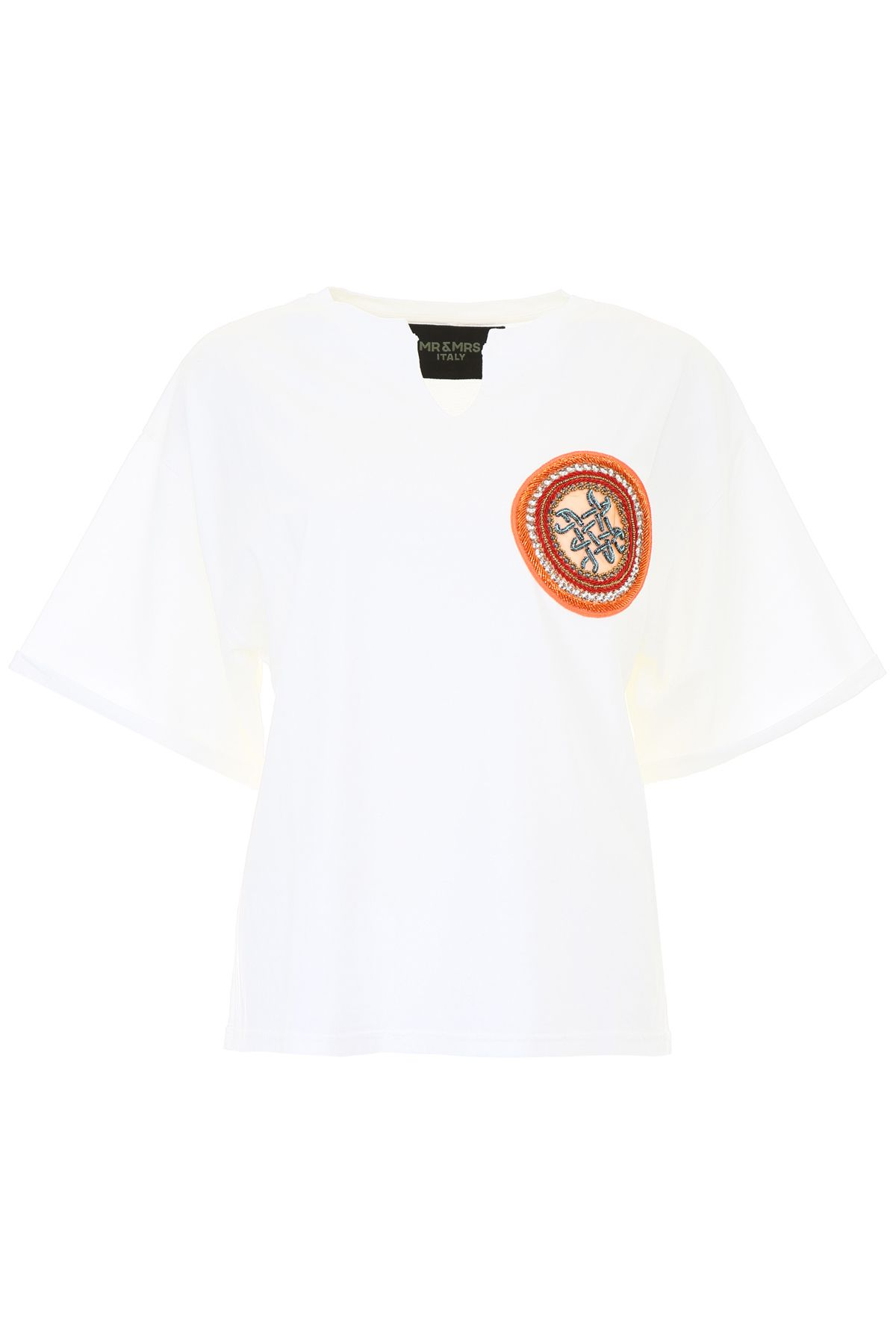 Italist Best Price In The Market For Mr Mrs Italy T Shirt With