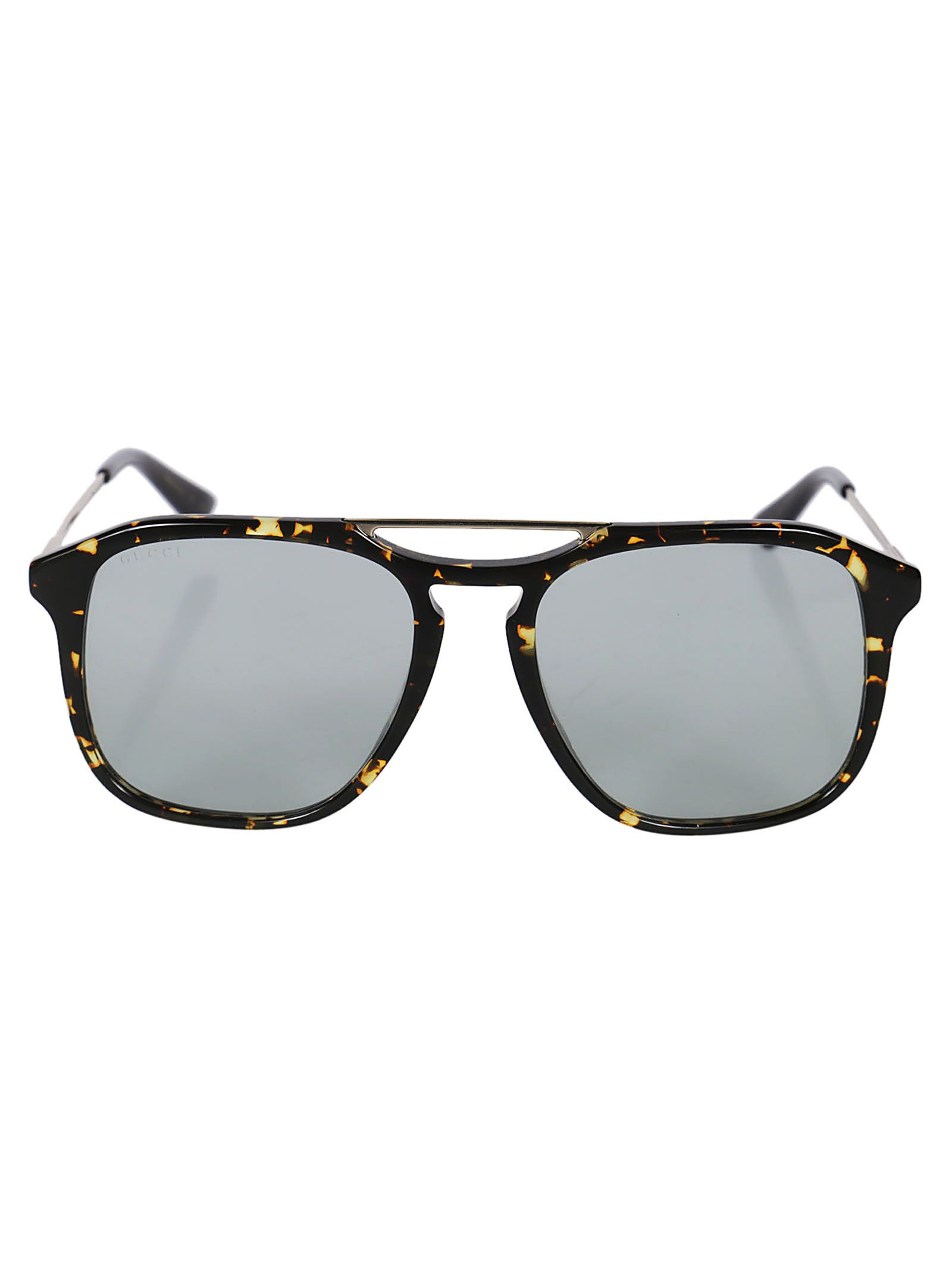f924fb05a1 Gucci Oversized Tinted Sunglasses In Havana