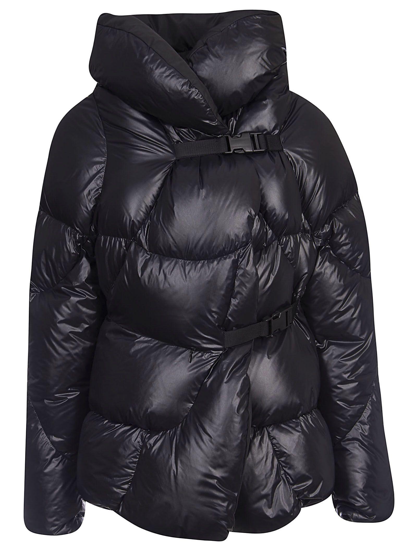 AHIRAIN Classic Padded Jacket in Black
