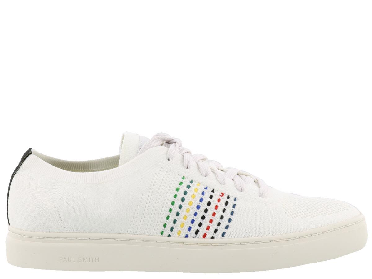 Leather Embroidered Sneakers Spring/summer Paul Smith Sale Cost Free Shipping Pick A Best Buy Cheap Low Shipping Fee Fashion Style Sale Online p6jPAO8a5