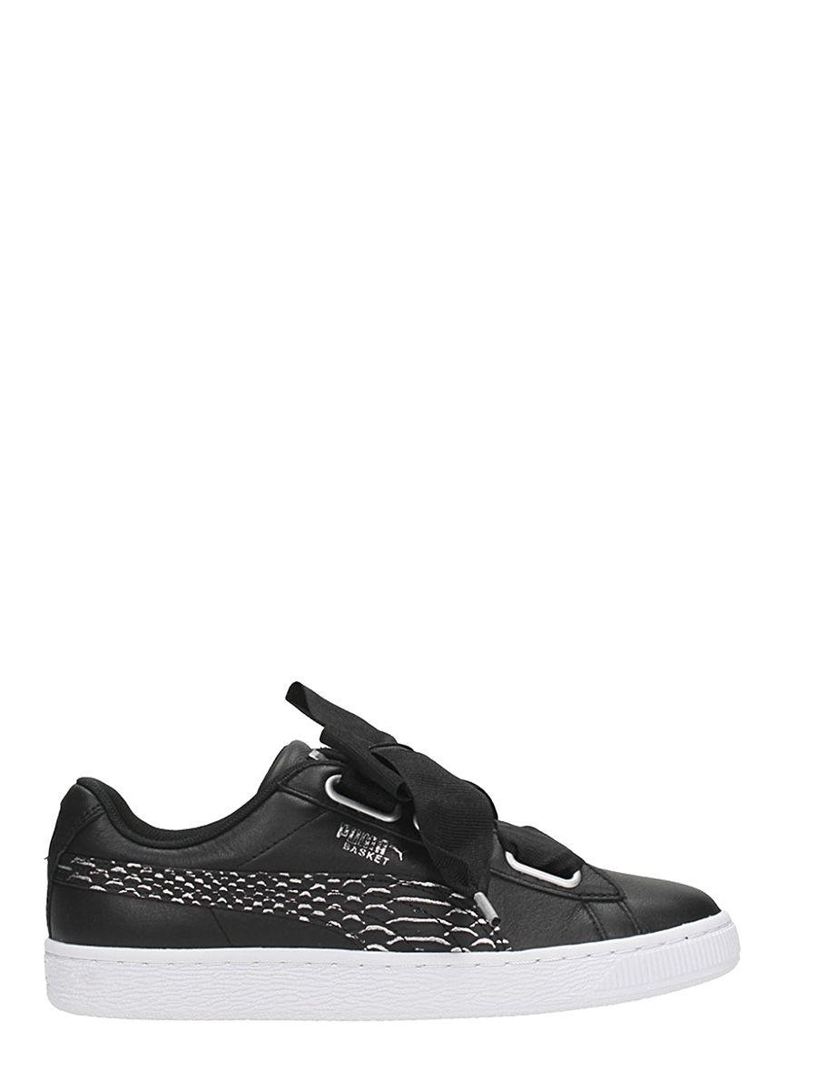 Chaussures De Sport Noir Océan Coeur Pumas yGB5GDm5fy