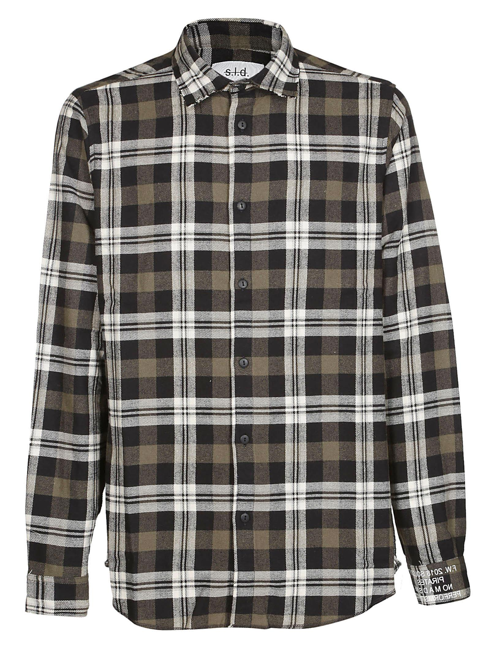 SOLD OUT FRVR Plaid Shirt in Fantasia