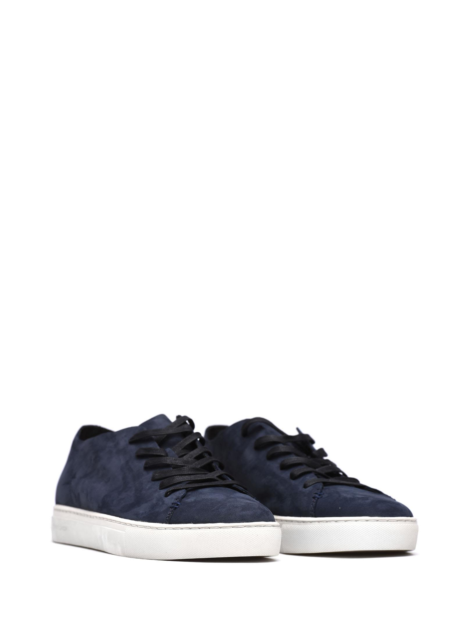 Crime RAW LO SUEDE SNEAKERS