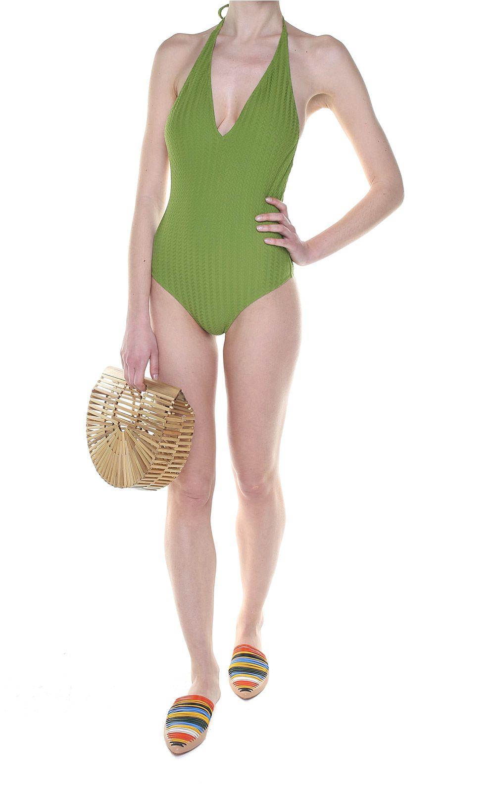 Clearance Enjoy Buy Cheap Many Kinds Of Mia fishbone swimsuit Mimì à la Mer Professional For Sale pgATbnS5T