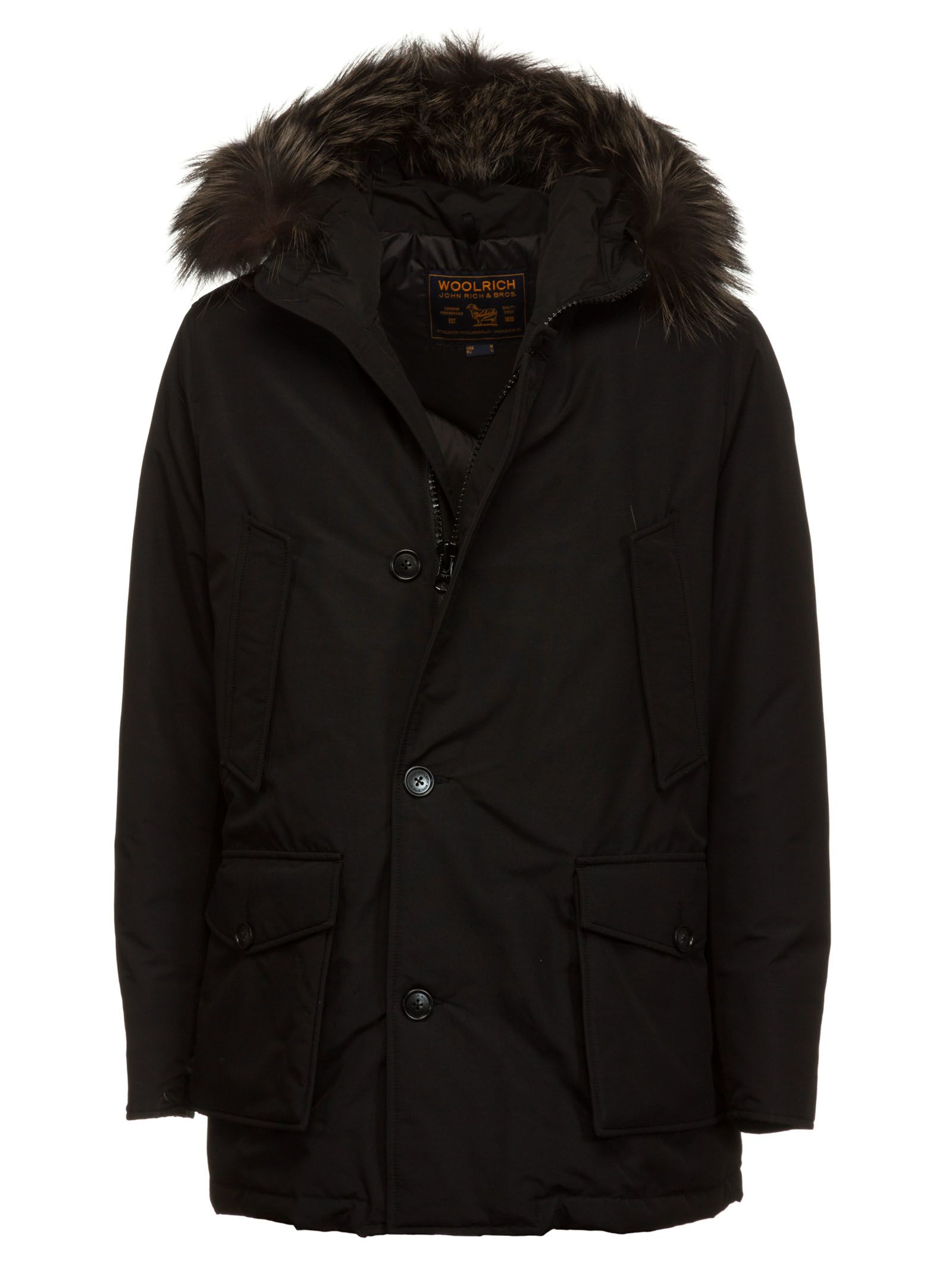 Woolrich FURRED COLLAR ARCTIC PARKA