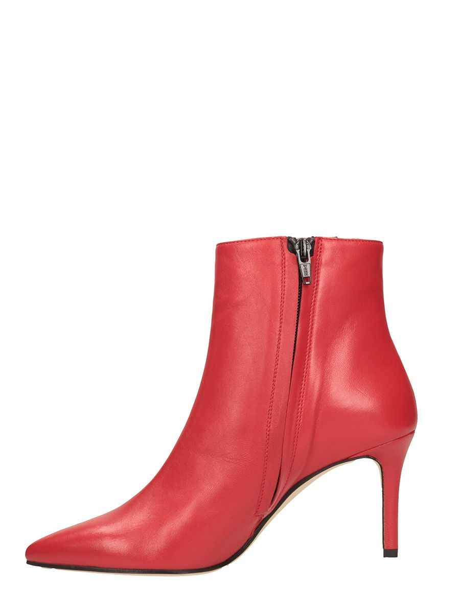 MARC ELLIS Leather Ankle Boots In China Cheap Price Online Cheap Online For Cheap For Sale SsDttc0K3