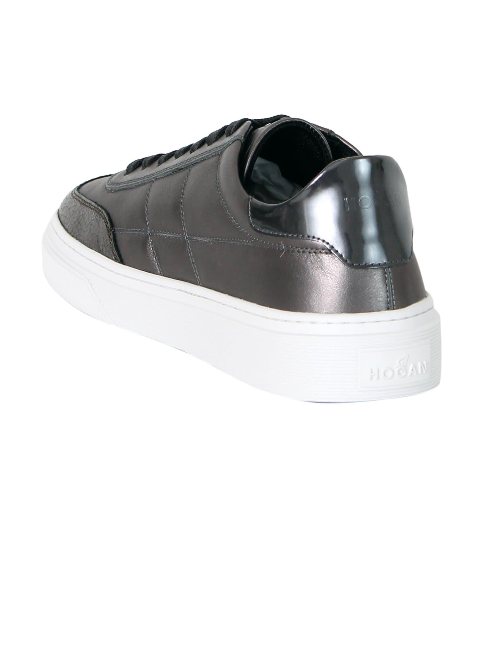 Hogan Metal H340 Low Sneakers Sale Cheap Price Outlet Best Seller lP0XXg8q