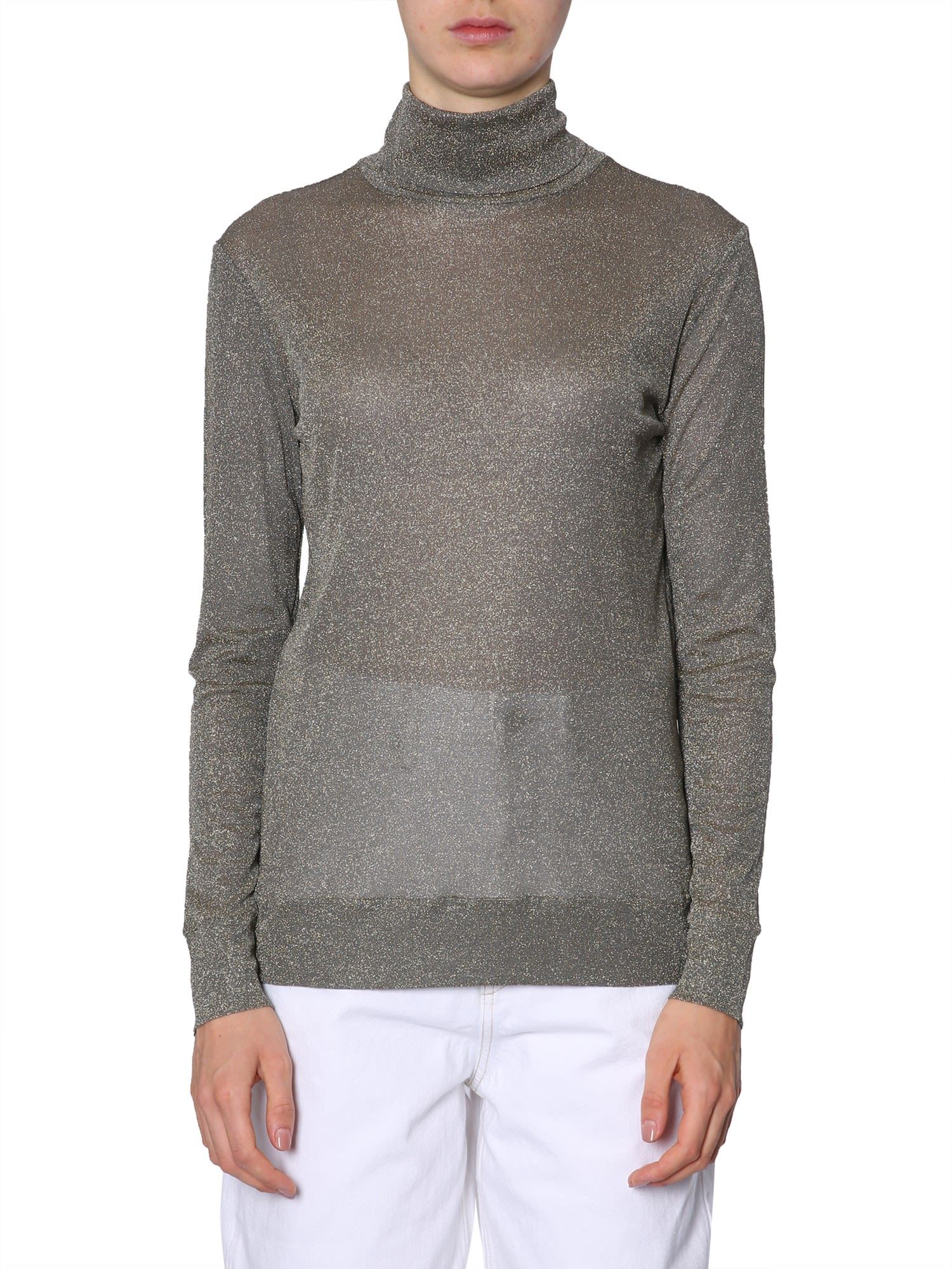 Fabiana Filippi Fabiana Filippi Viscose And Lurex T-shirts