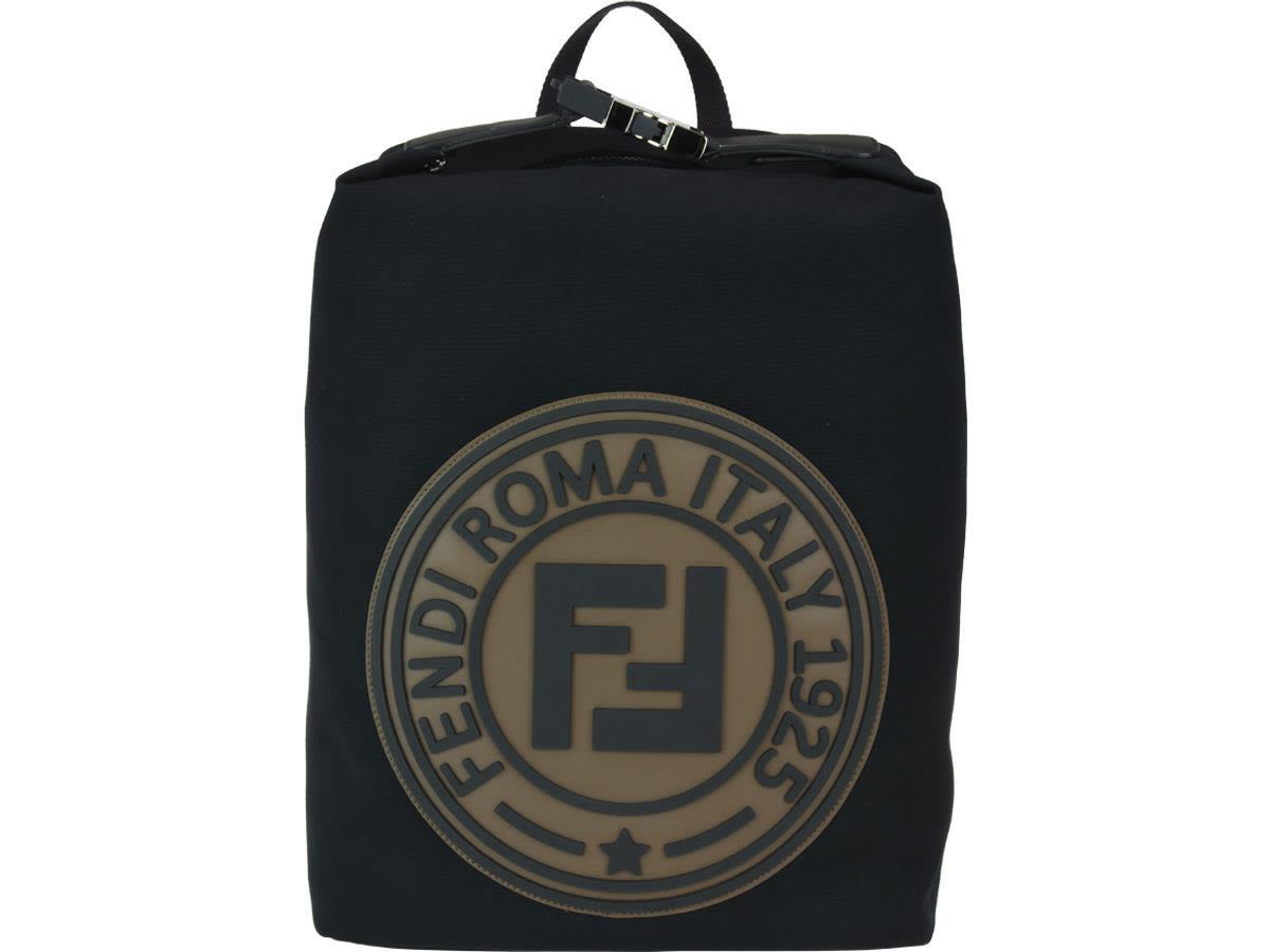 Fendi Ff Fendi Roma Backpack