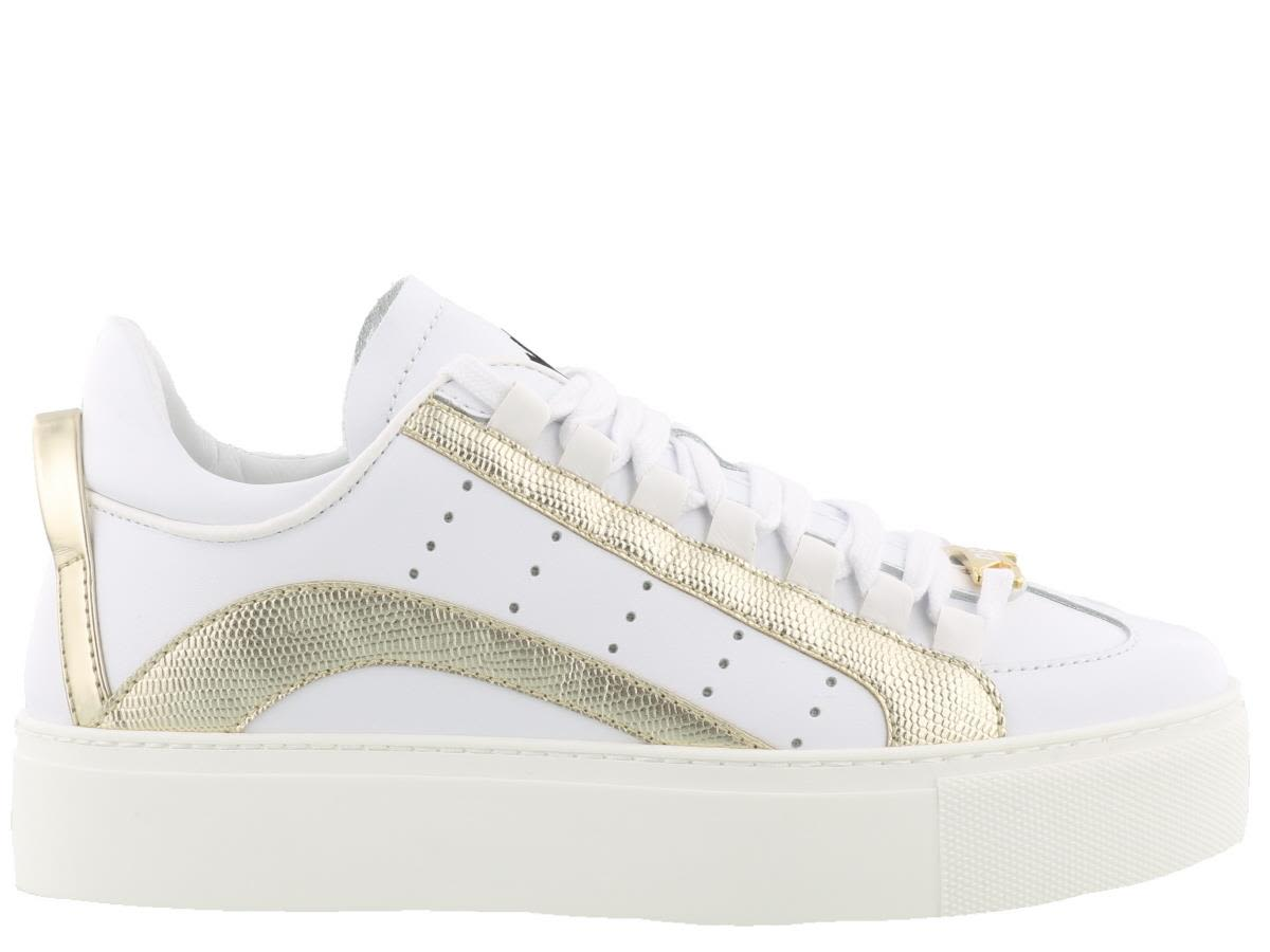 551 maxi sole sneakers Dsquared2