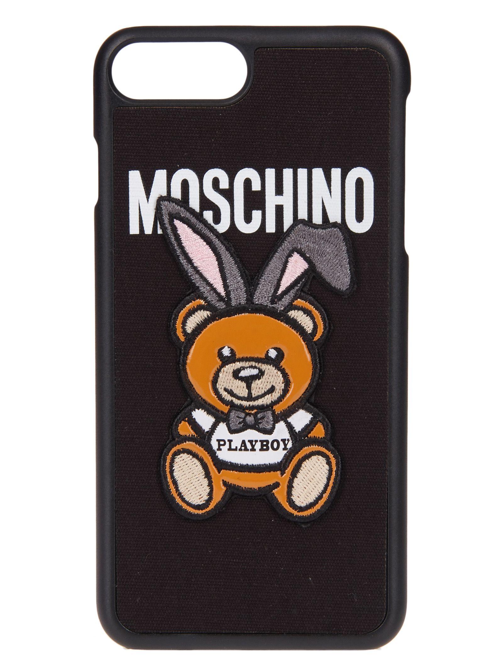 MOSCHINO PLAYBOY IPHONE 7 CASE
