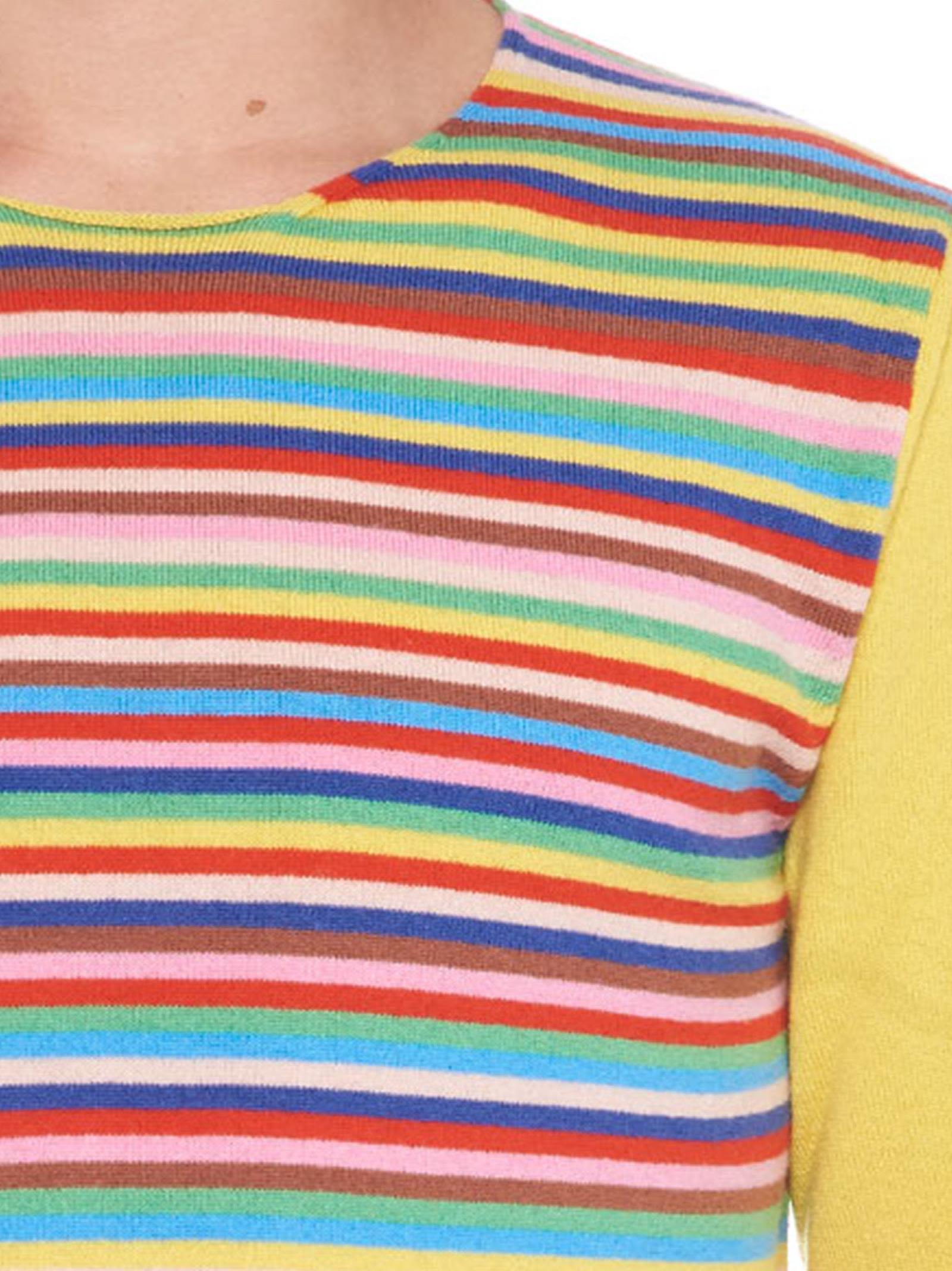 COMME DES GARÇONS BOYS Comme Des Garçons Boys Sweater in Multicolor