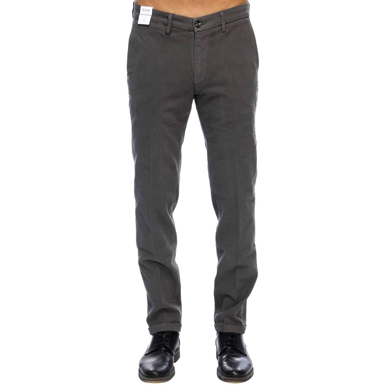 RE-HASH Re-Hash Pants Pants Men Re-Hash in Grey