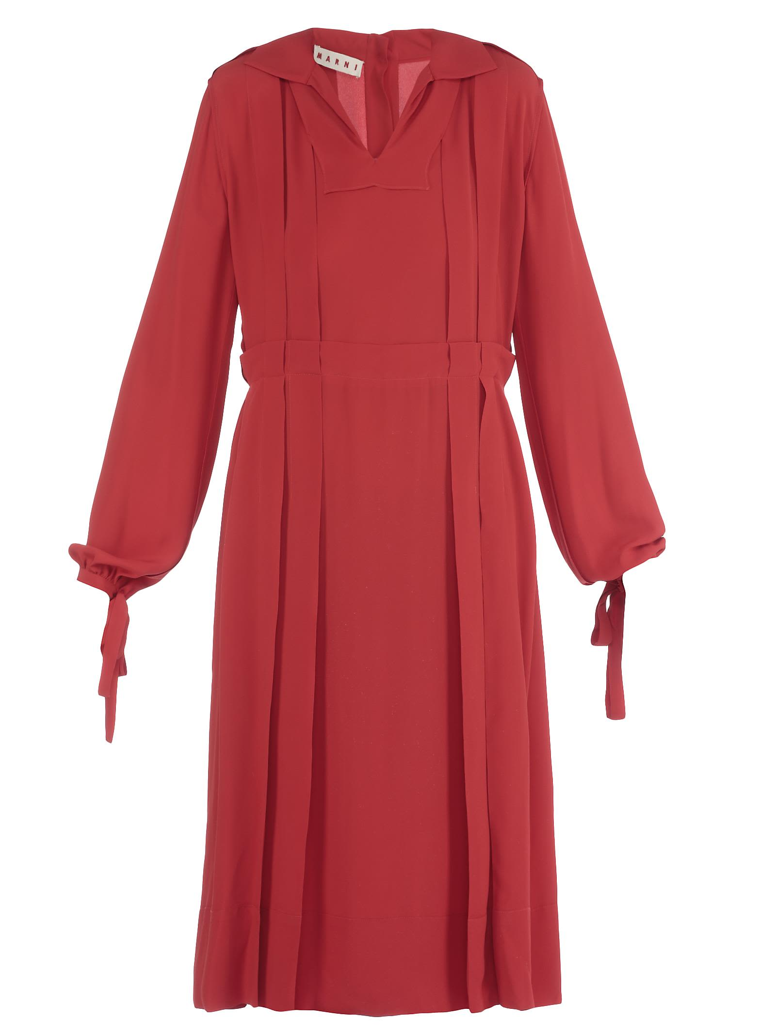 Marni Silk Blend Dress