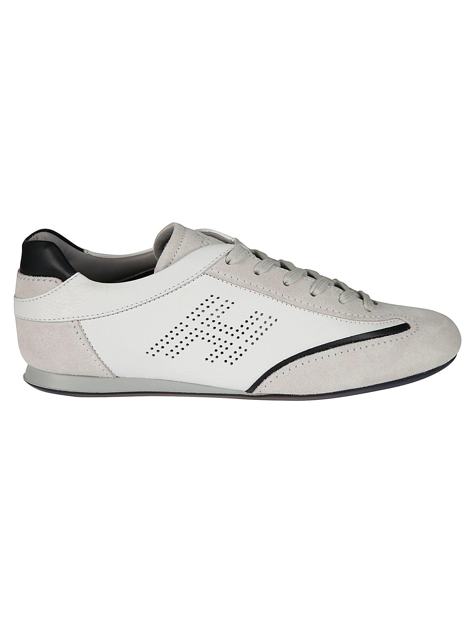 White Olympia Slash sneakers Hogan IwA5Xp6