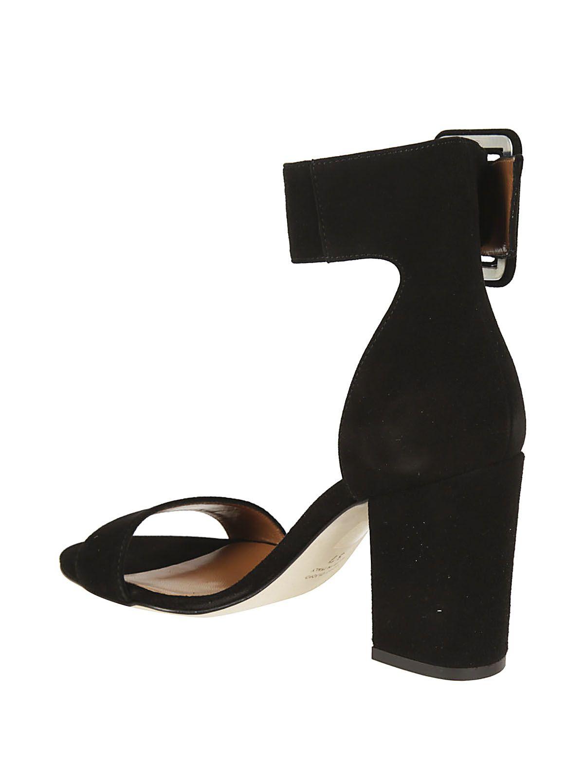 buckle ankle strap sandals - Black PARIS TEXAS 8quGK52aY