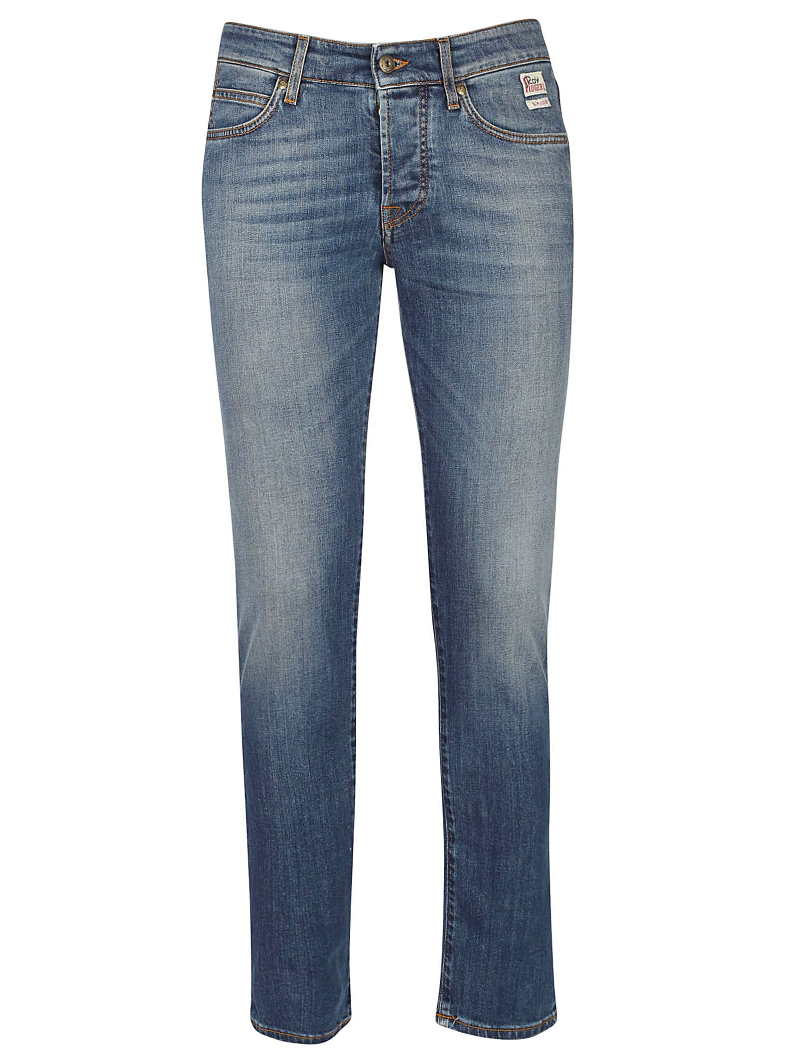 ROY ROGERS Emmy Jeans in Blue
