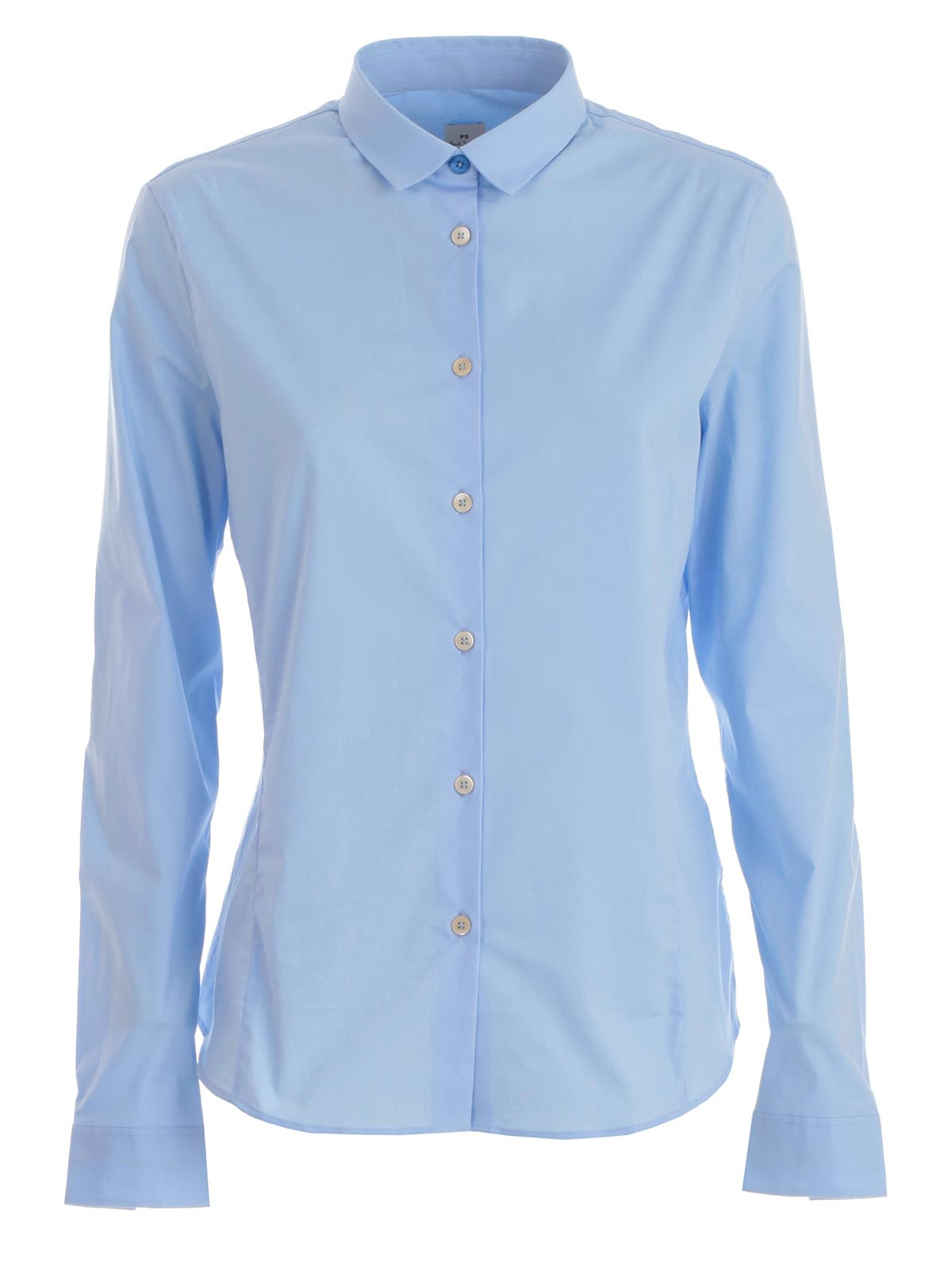 Ps Paul Smith Curved Hem Shirt