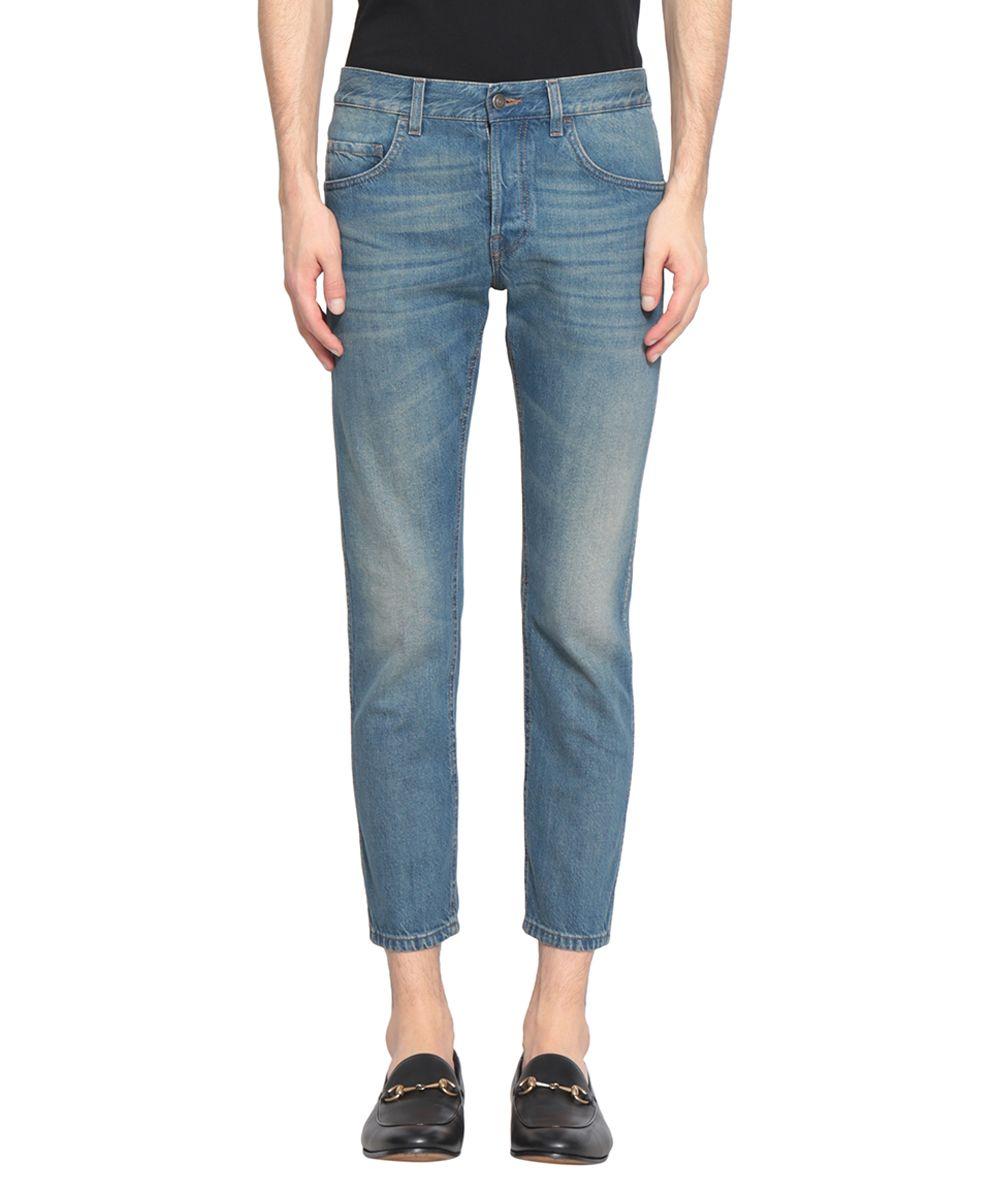 Gucci Cotton Denim Jeans 10156923