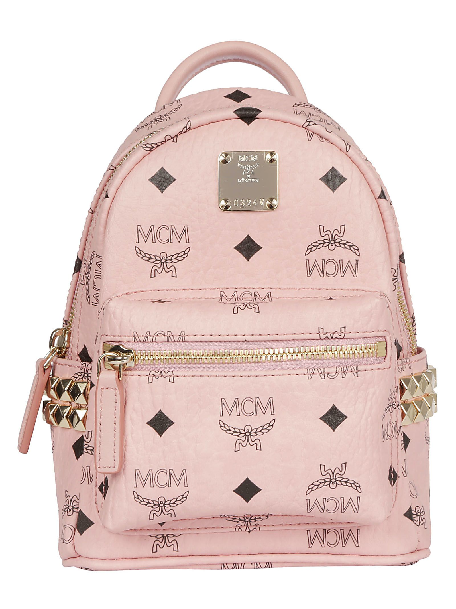 Xmini Star Backpack, Soft Pink