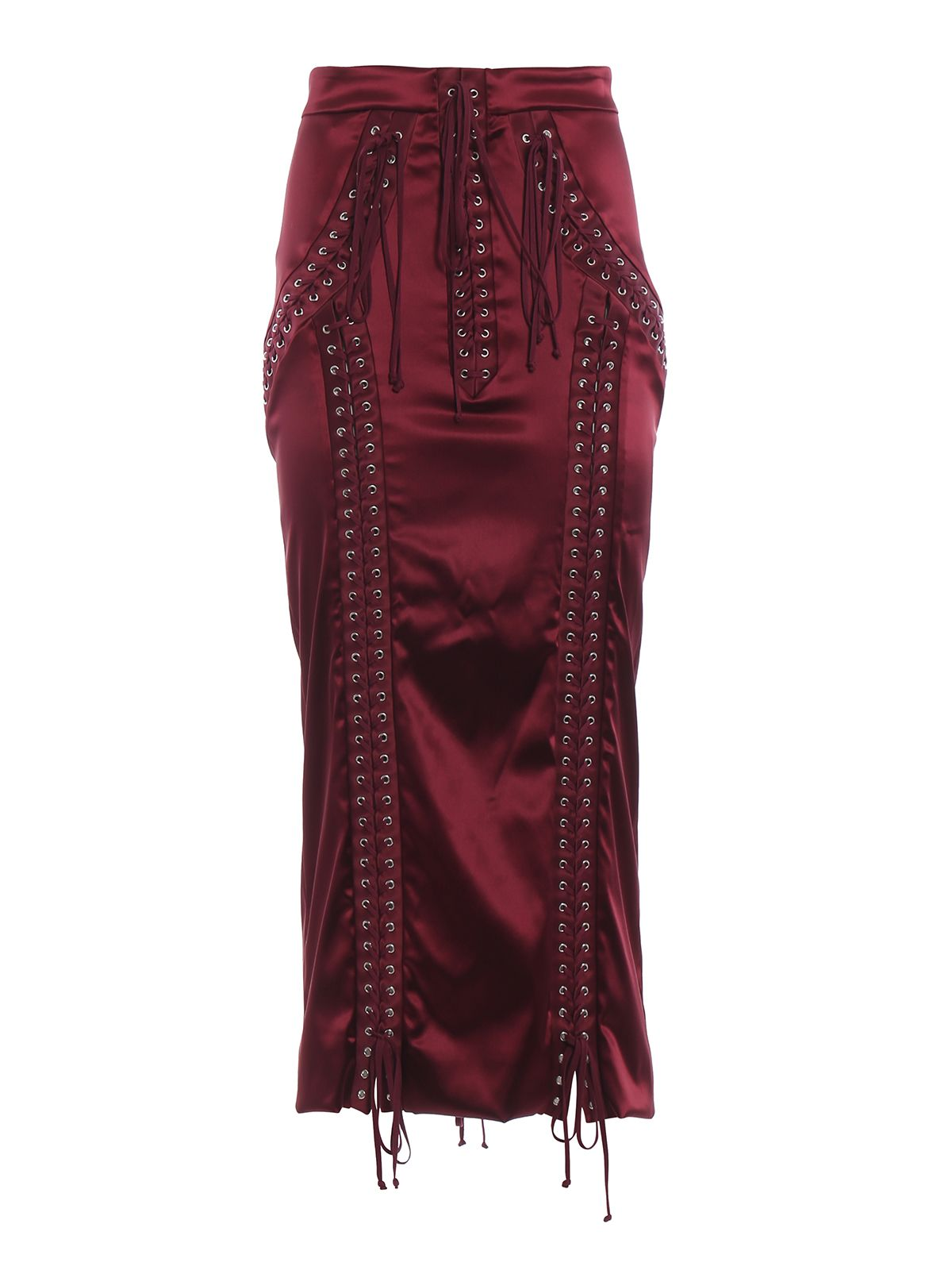 Dolce & Gabbana Corset Stretch Skirt