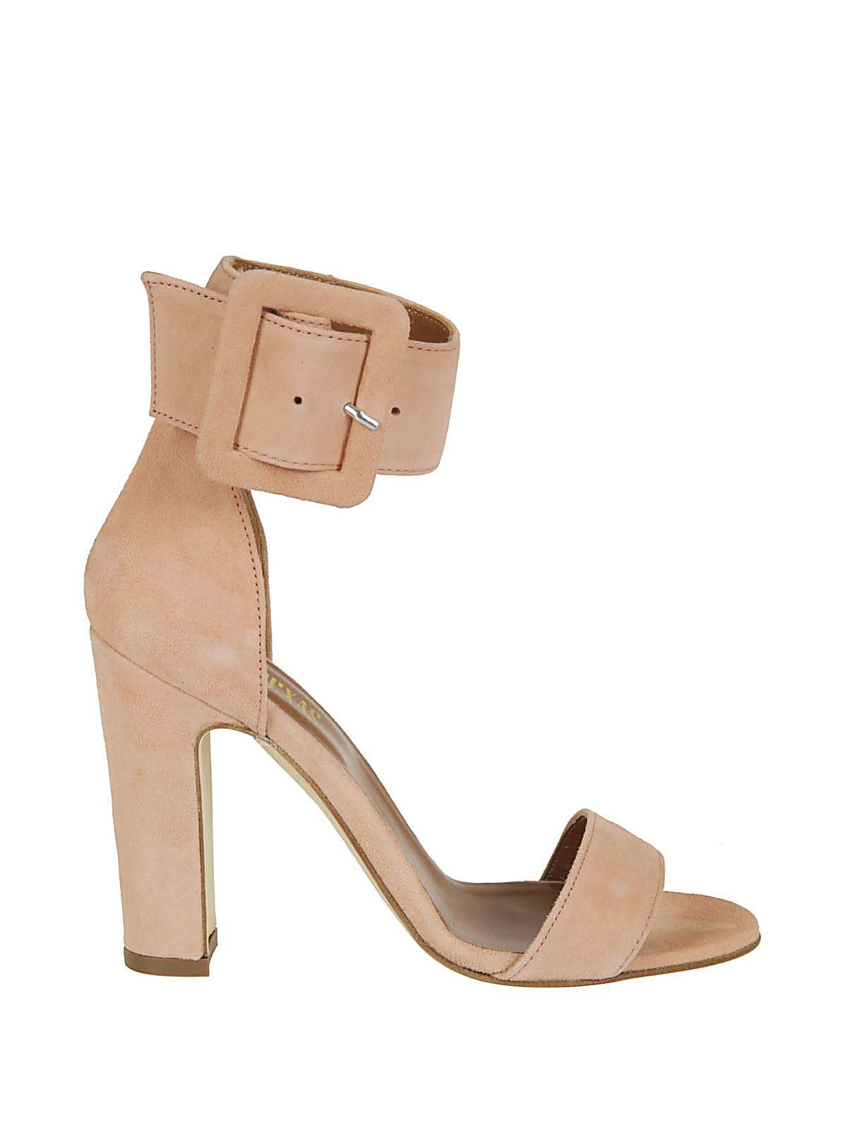PARIS TEXAS Ankle strap sandals