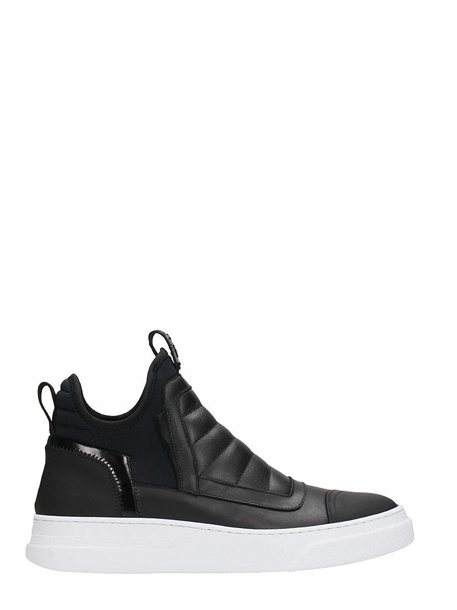 slip-on sneakers - Black Bruno Bordese TxvJ5V