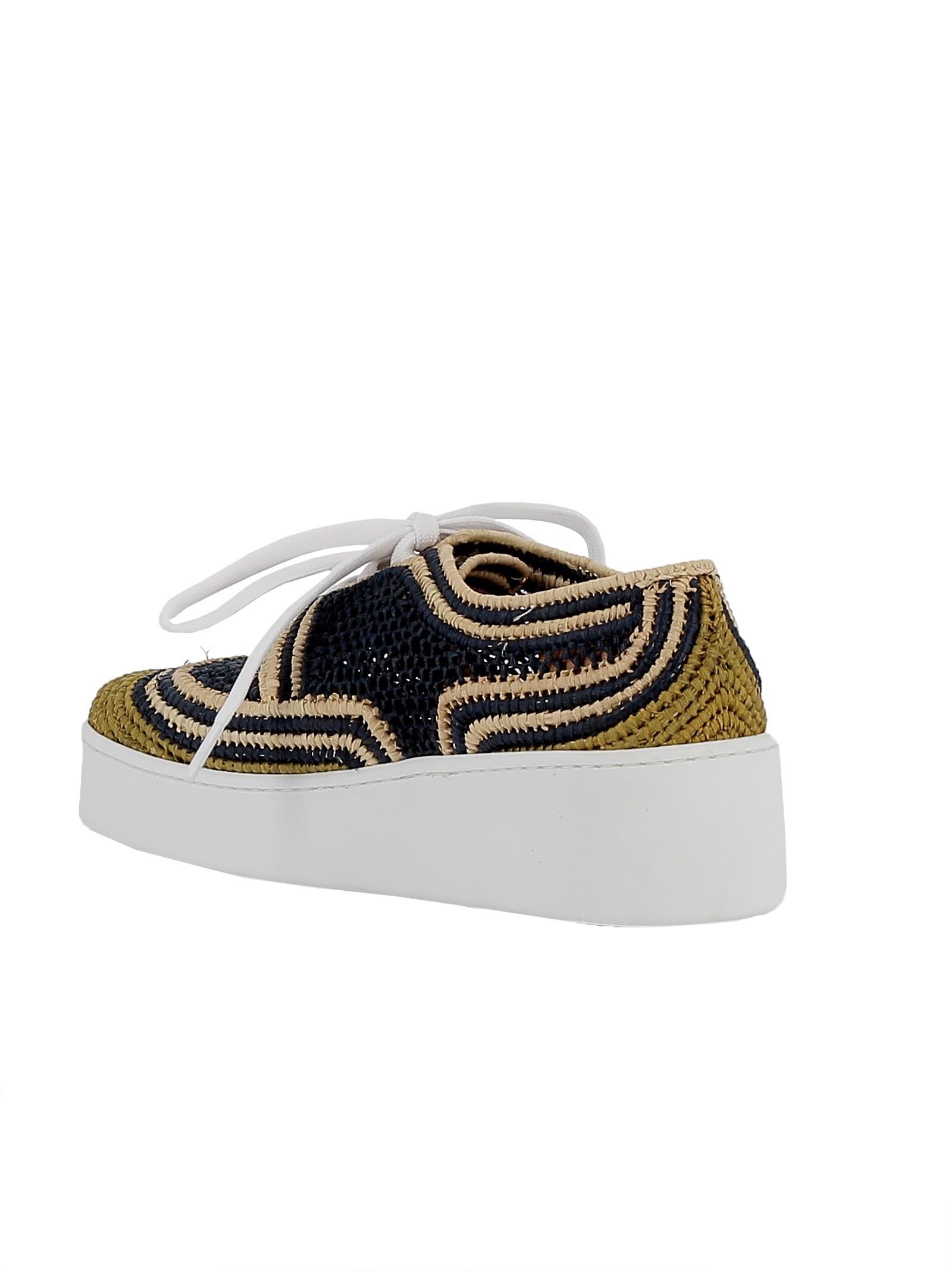 Chaussures De Tissu Multicolore wk5P8zGfO