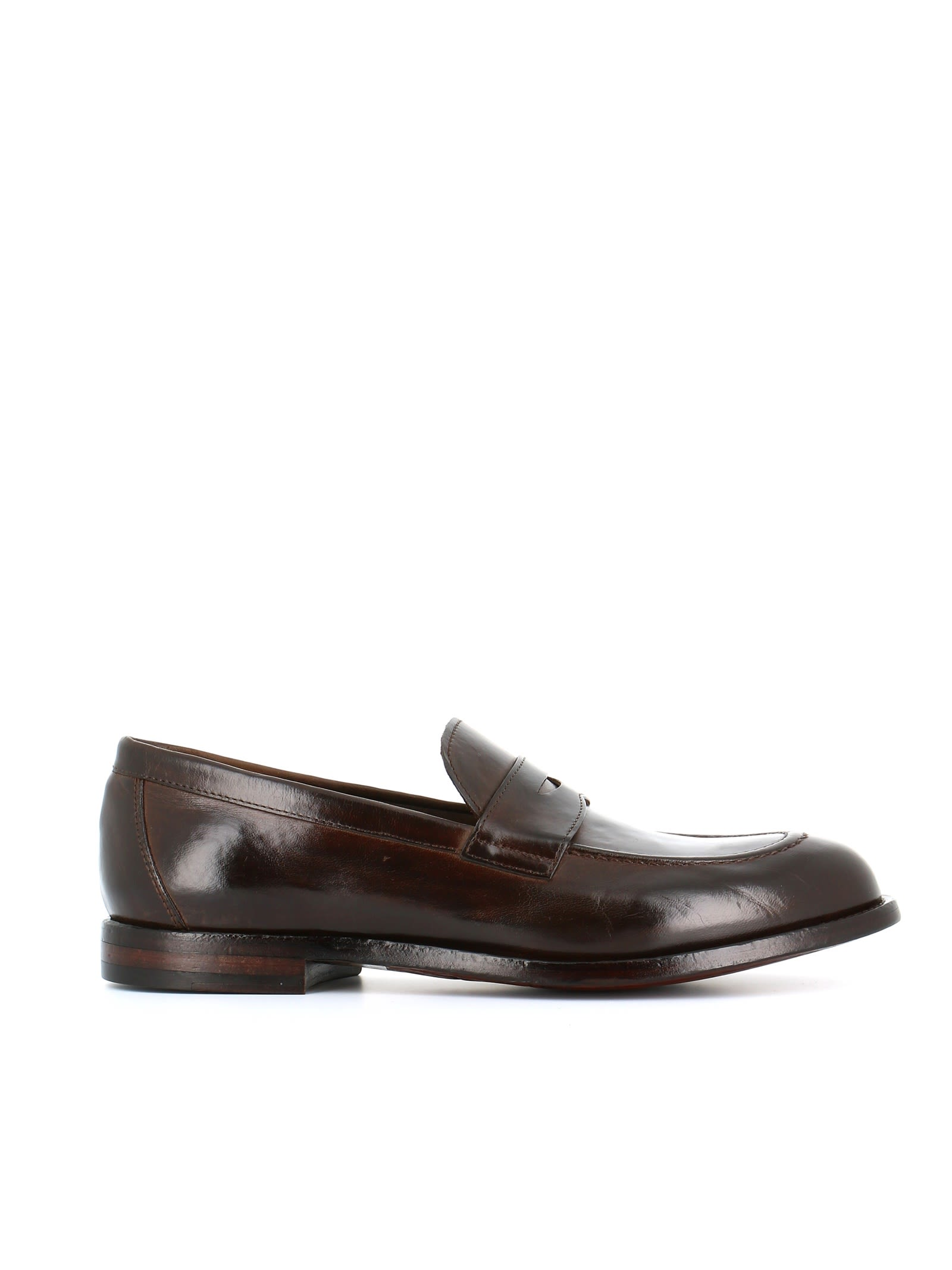 Ivy 002 loafers - Brown Officine Creative w4yKz1