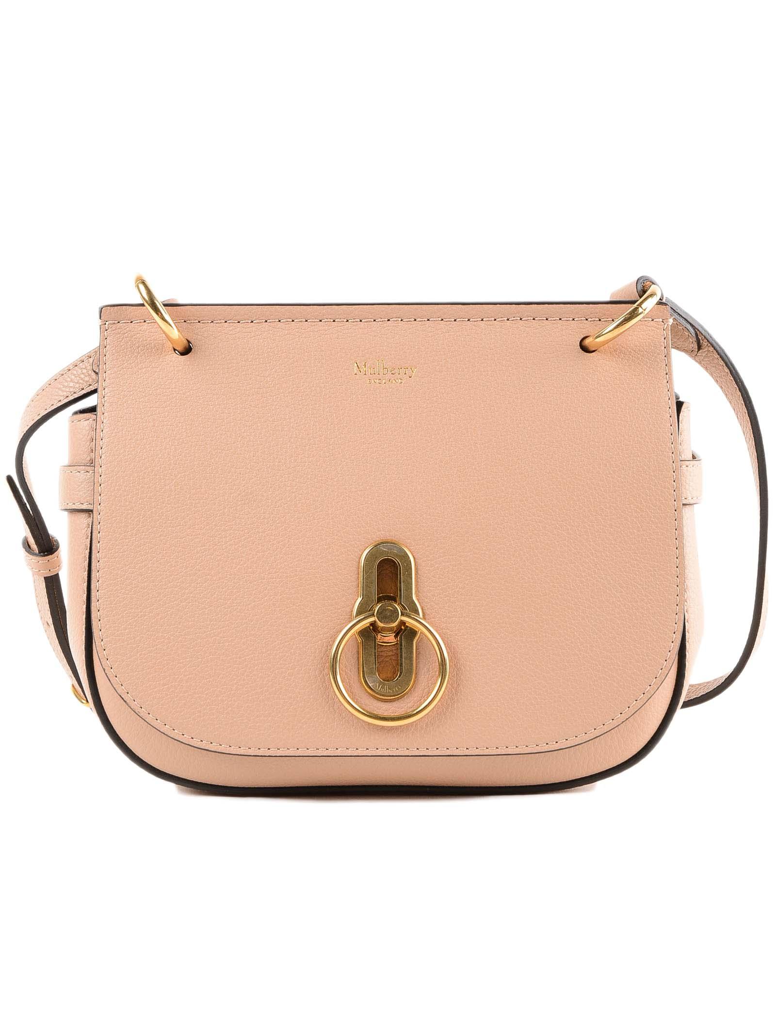 Small Amberley Shoulder Bag in Jrosewater