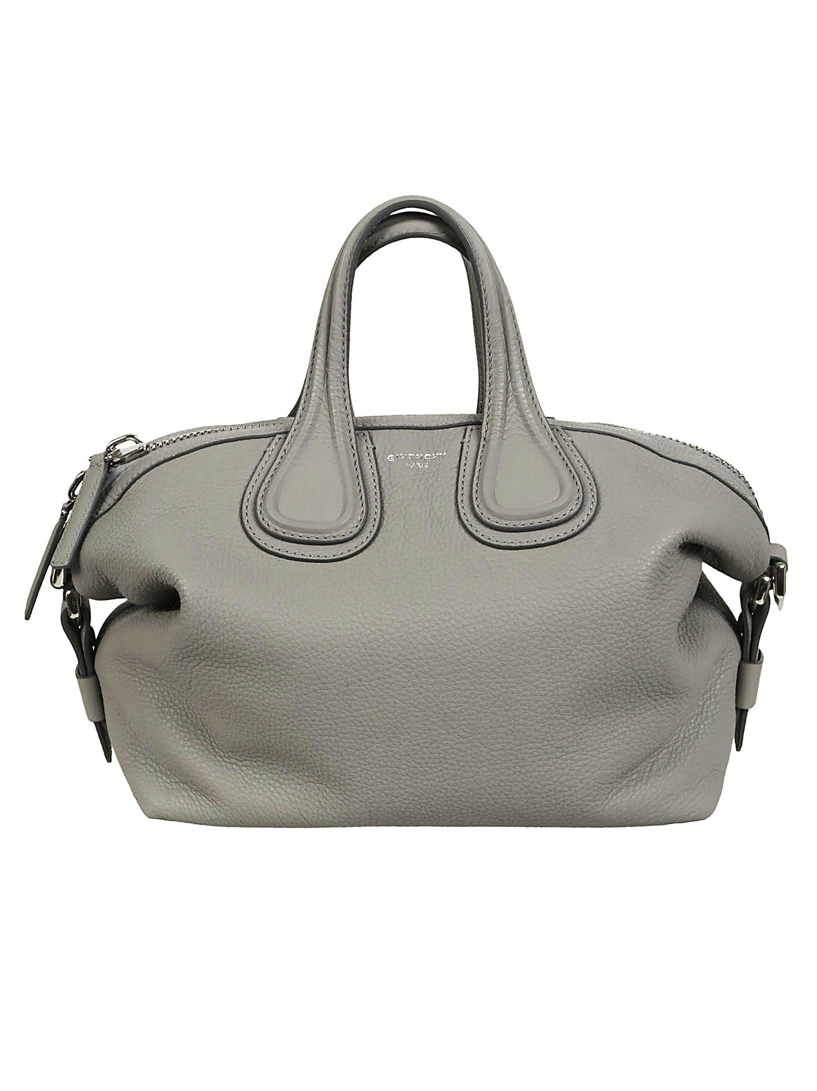Givenchy Small Nightingale Tote In Grey   ModeSens ee0691ab32