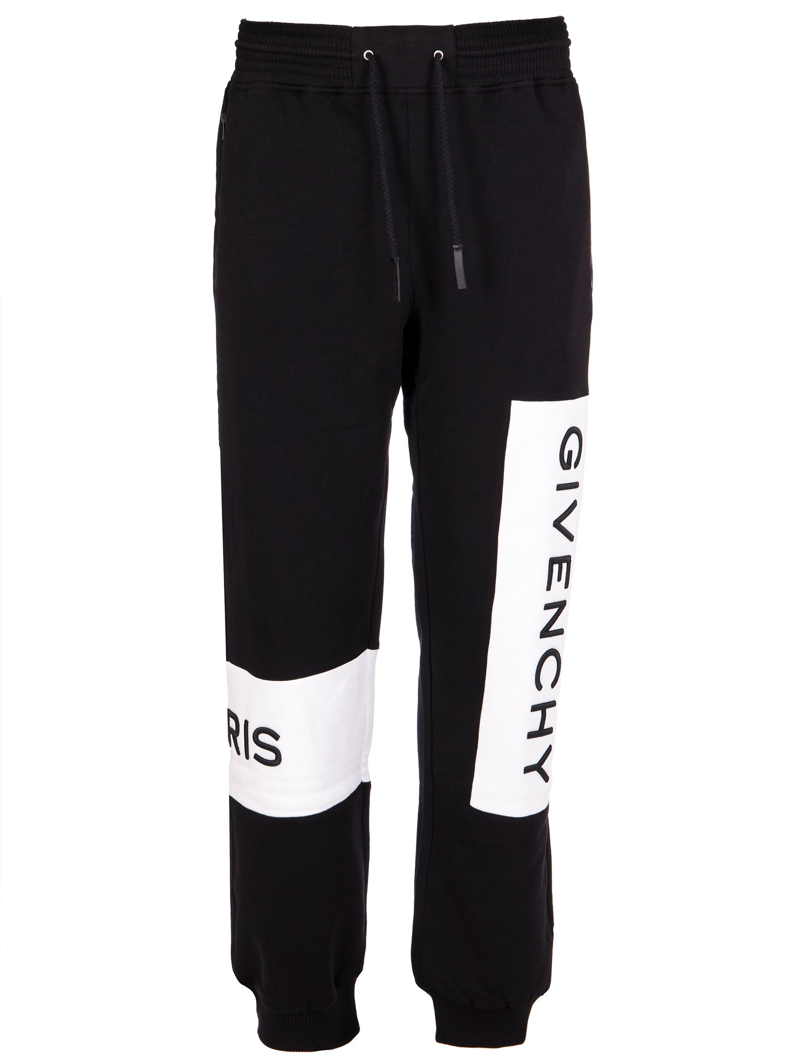 Givenchy Logo Embroidered Sweatpants