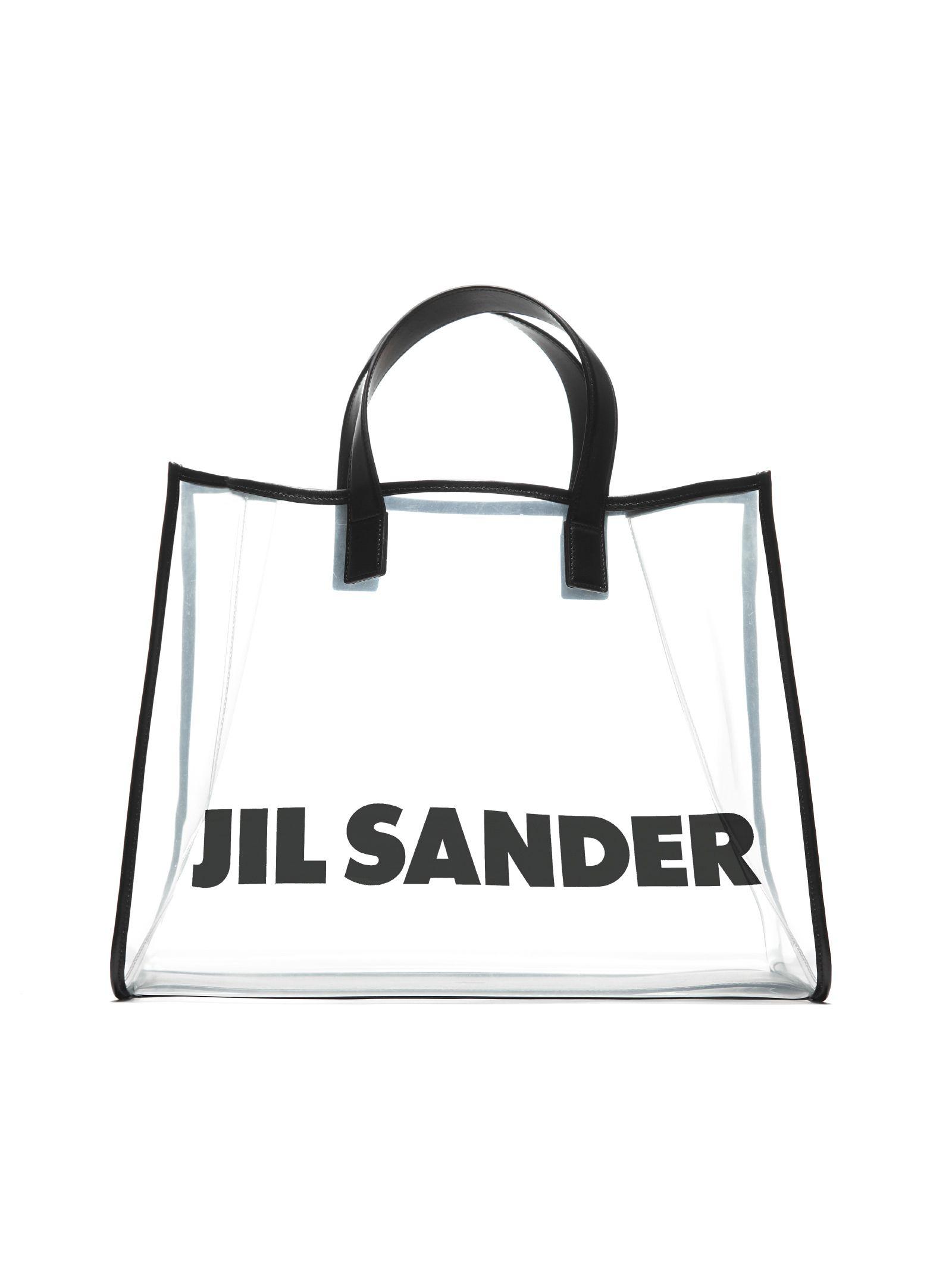jil sander -  Logo Shopper Bag